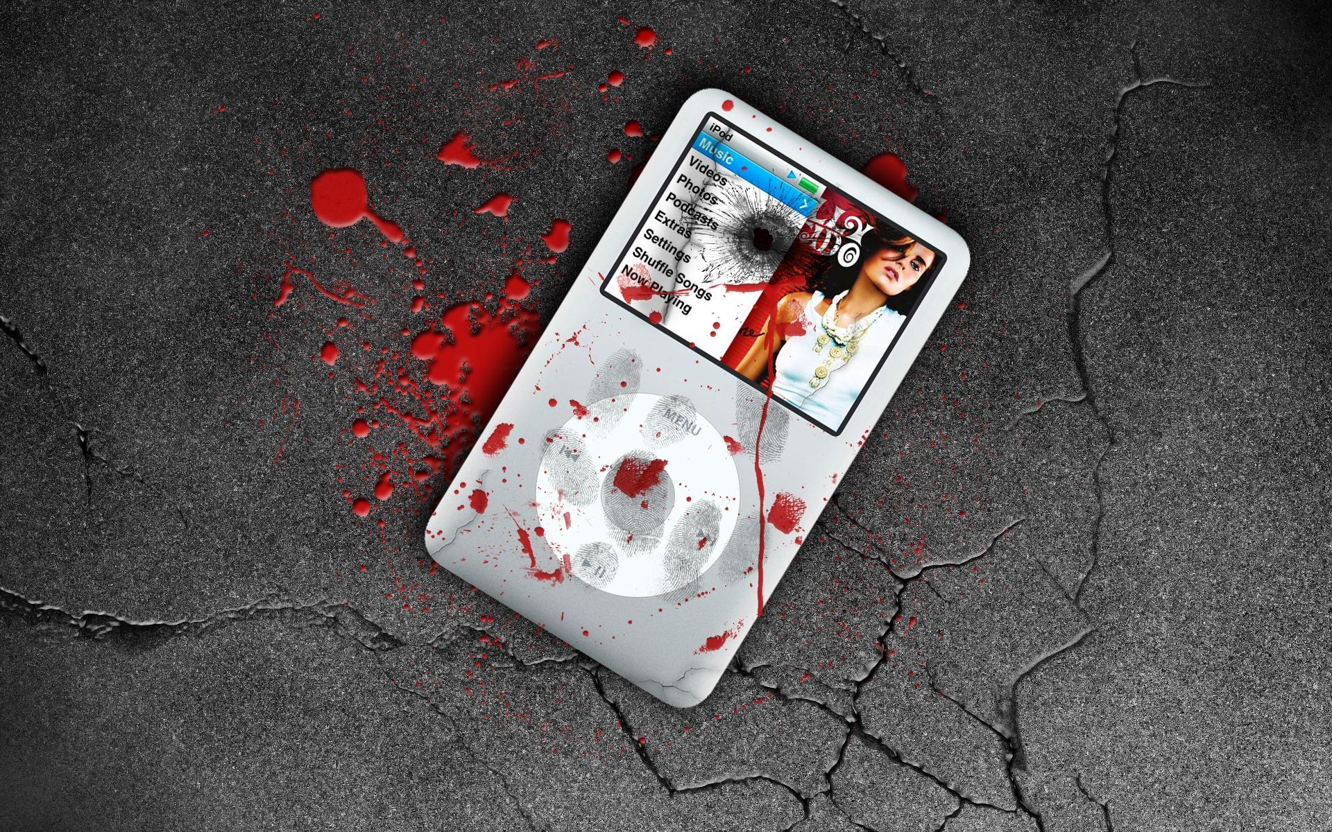 壁紙 Ipodの殺人 1920x1200 Hd 無料のデスクトップの背景 画像
