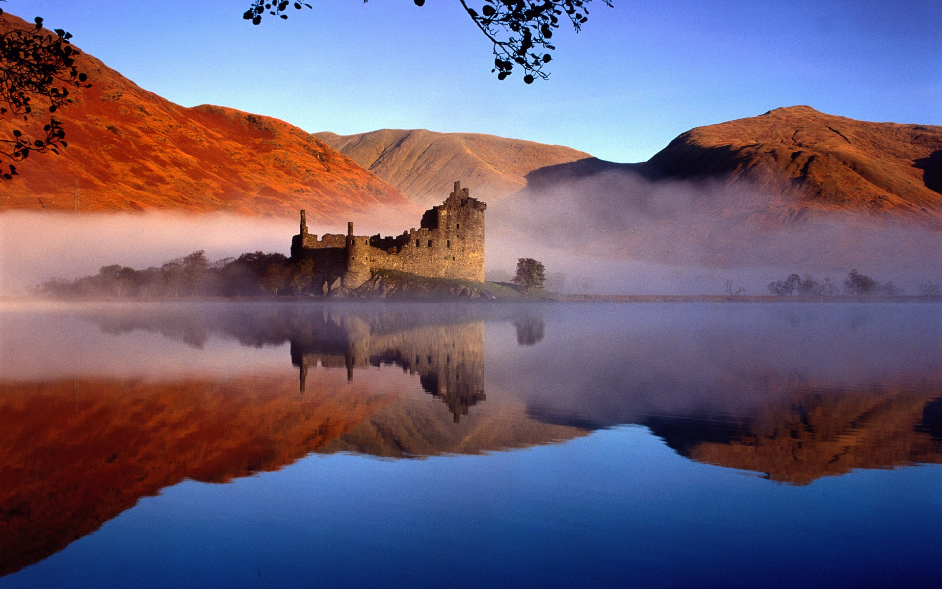 Wallpaper Castle In Scotland 1920x1200 HD Picture, Image