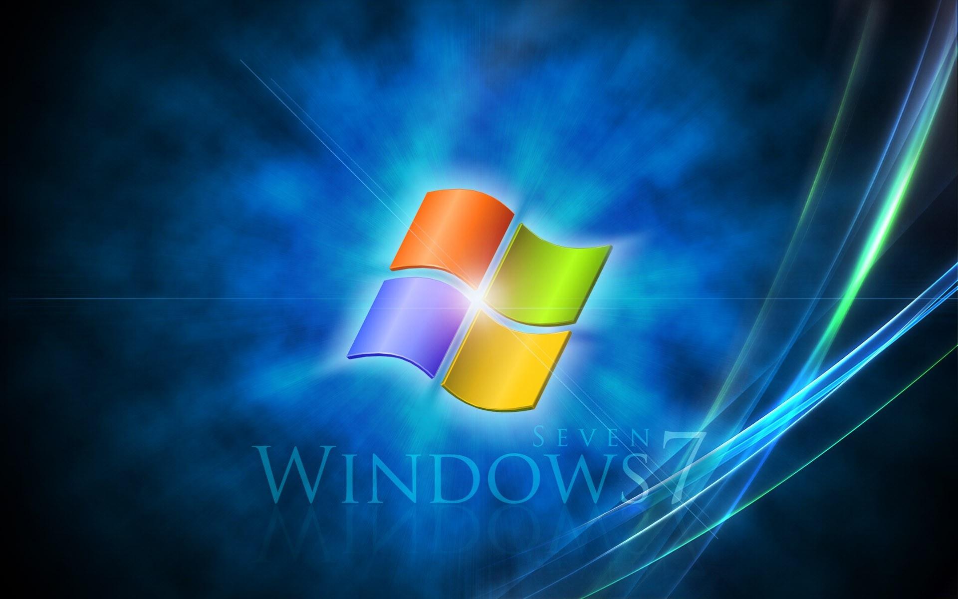 壁紙 Windows 7のブルー イマジネーション 1920x1200 Hd 無料の