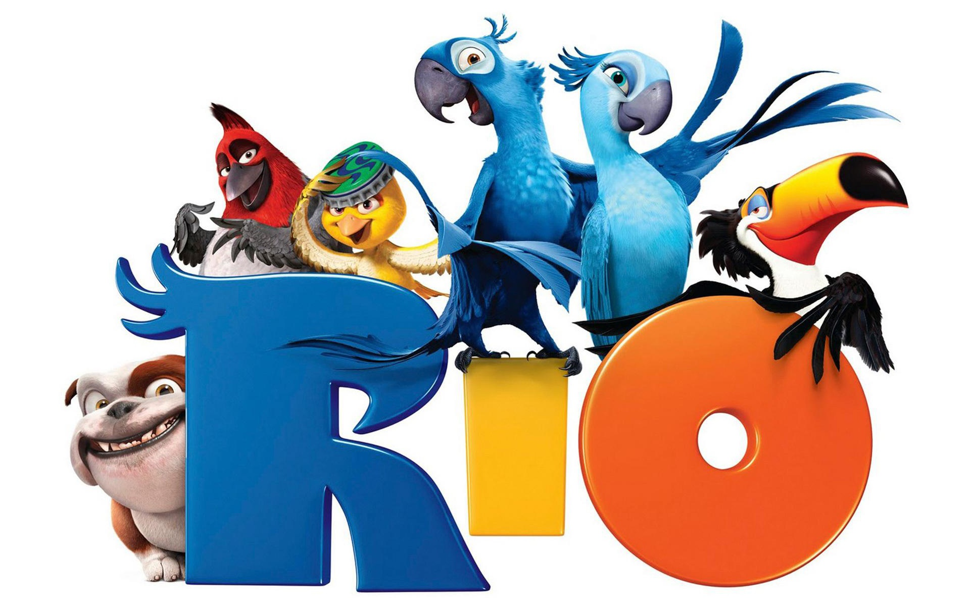 Rio Movie Characters