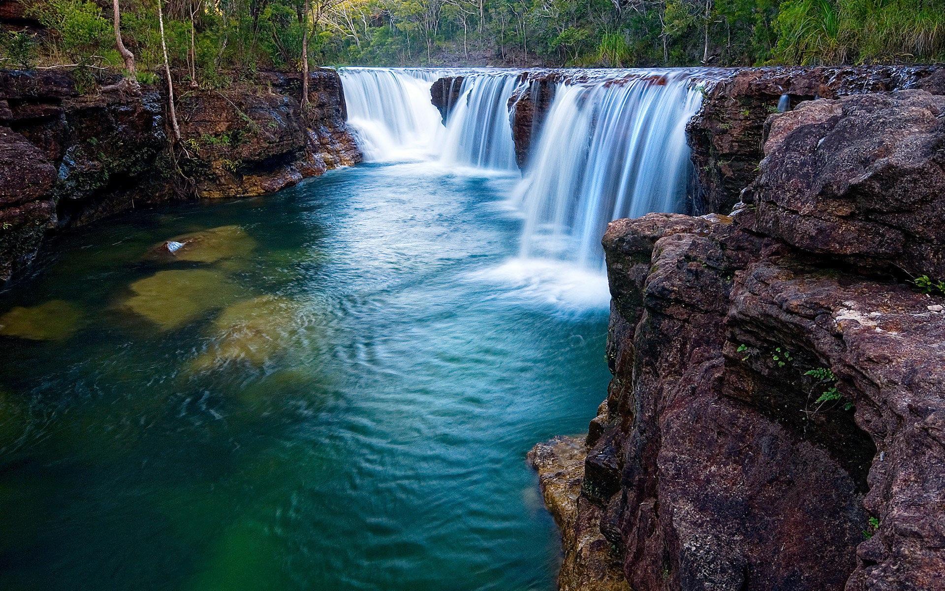 Водопад река  № 740855 без смс