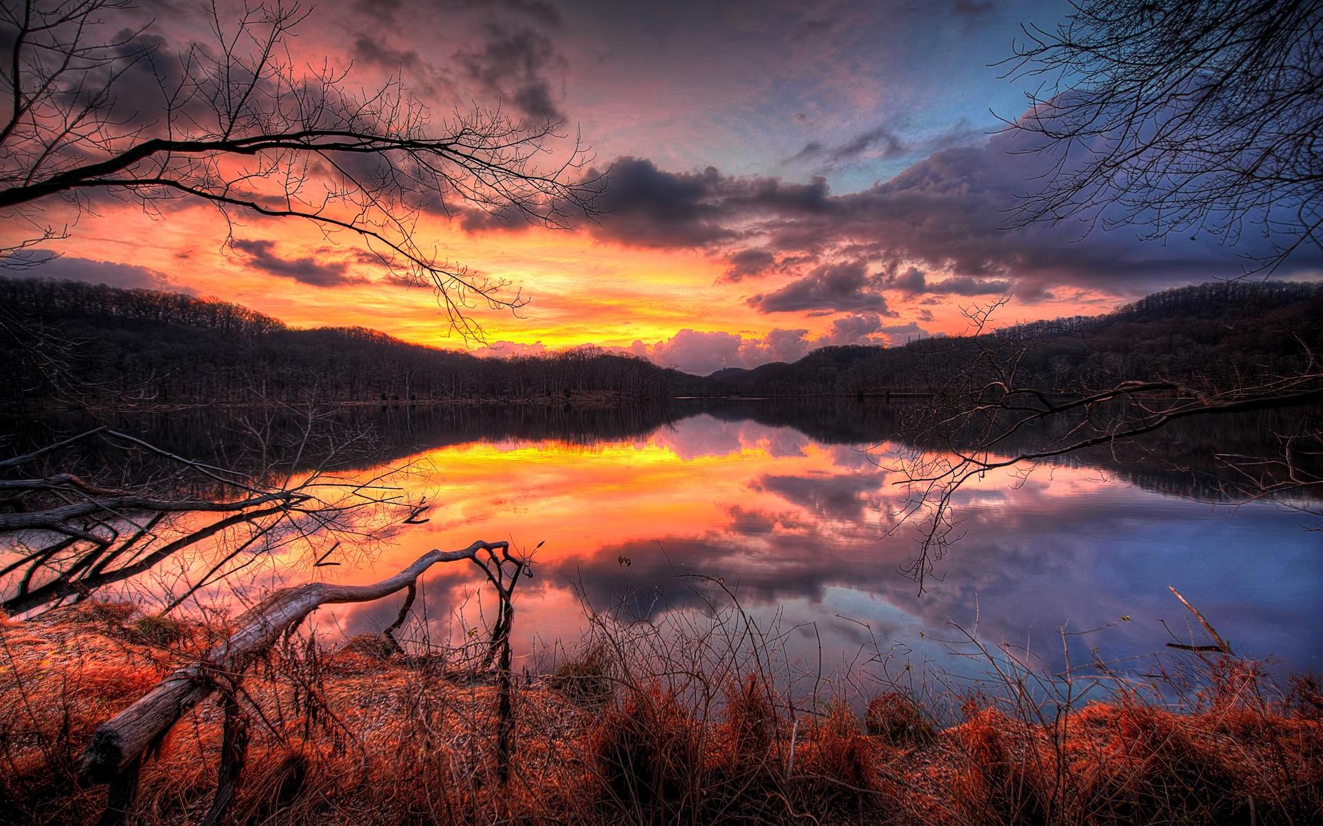 давно красивые картинки пейзаж закат лучшие поздравления последний