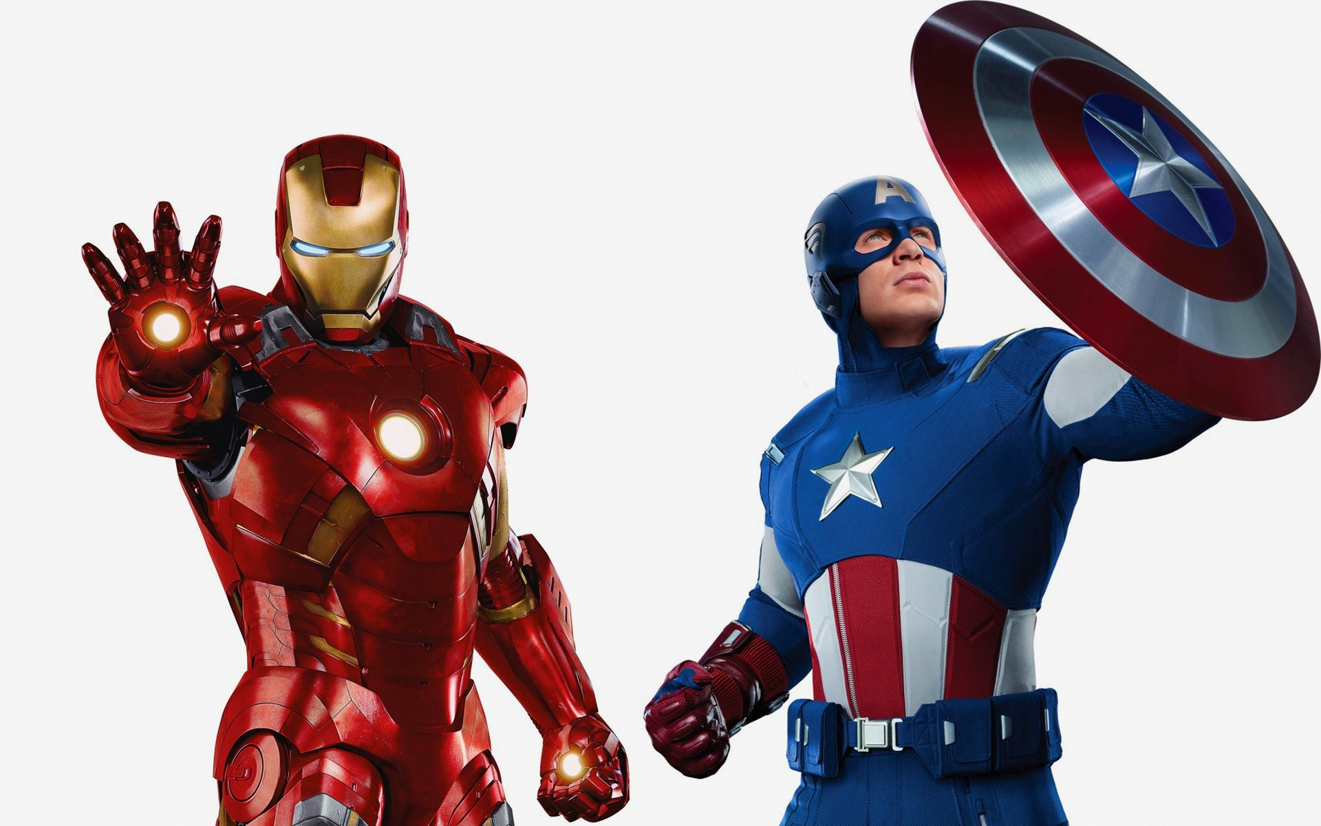 Download Wallpaper 1920x1200 The Avengers Iron Man