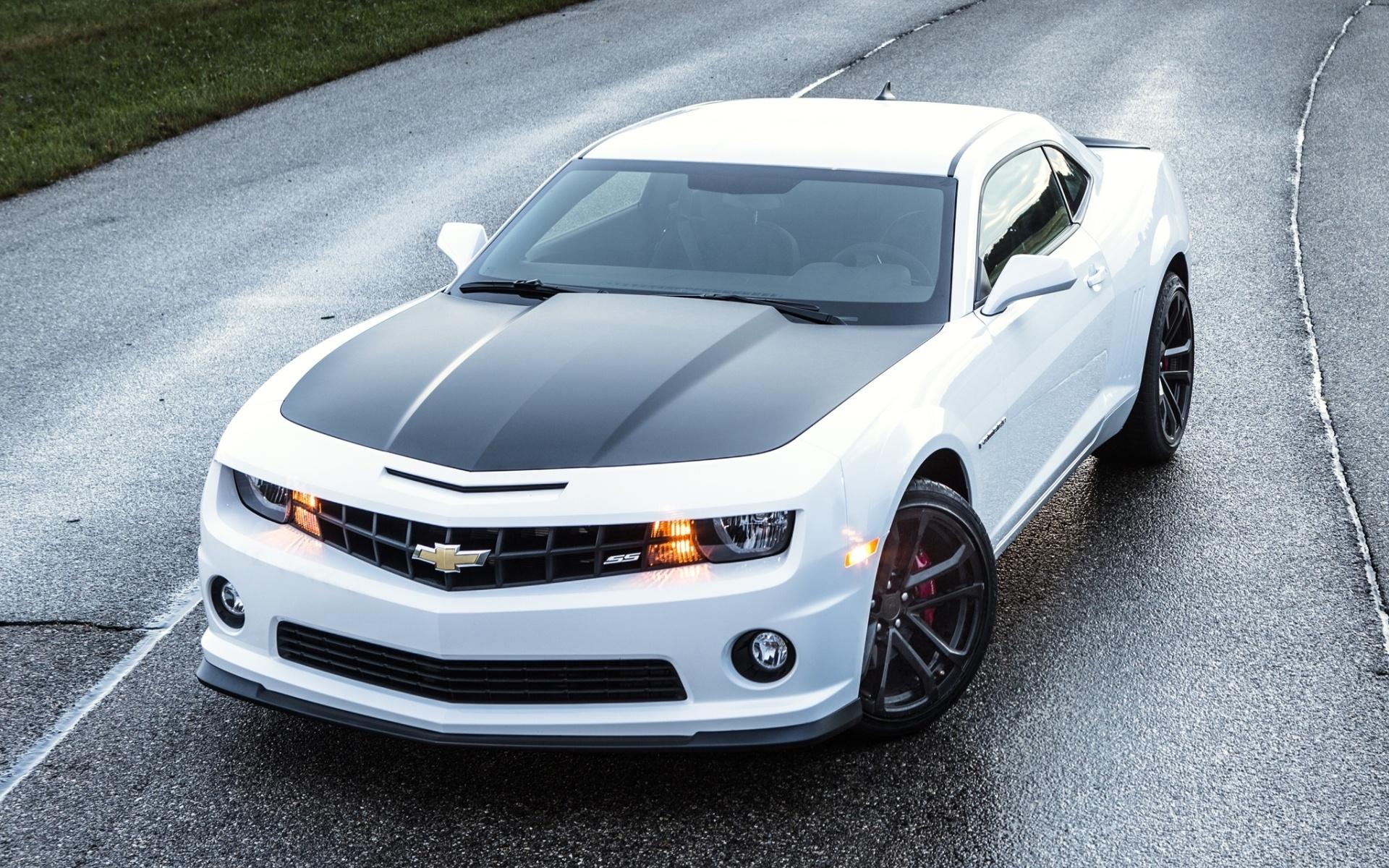 Chevrolet Camaro Белый  № 3022634 загрузить