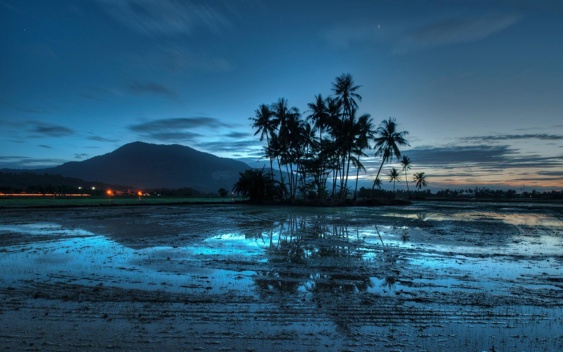 Resultado de imagem para paisagem em azul