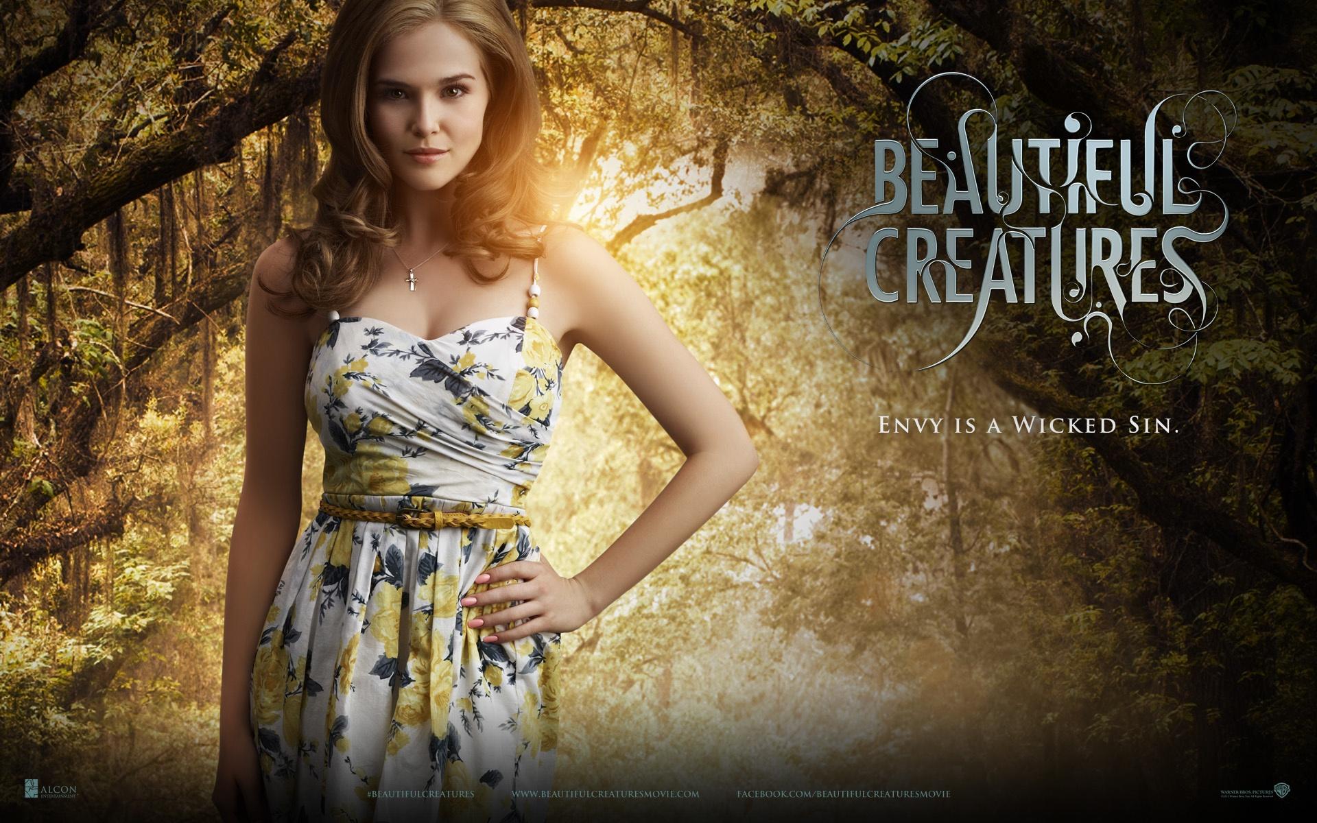 Zoey Deutch Beautiful Creatures Download Wallpaper 192...