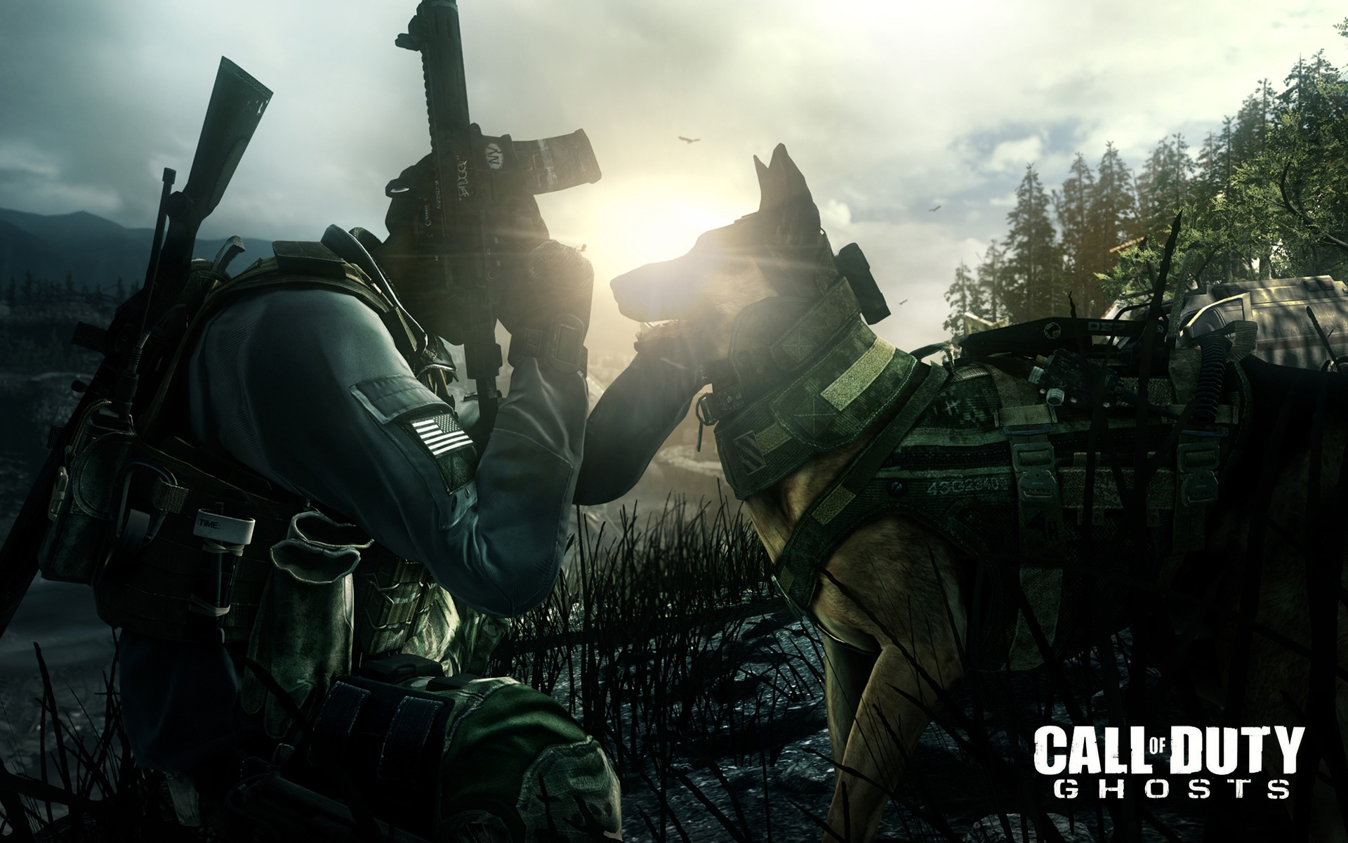 Wallpaper Call Of Duty Ghosts Hd 1920x1200 Hd Picture Image