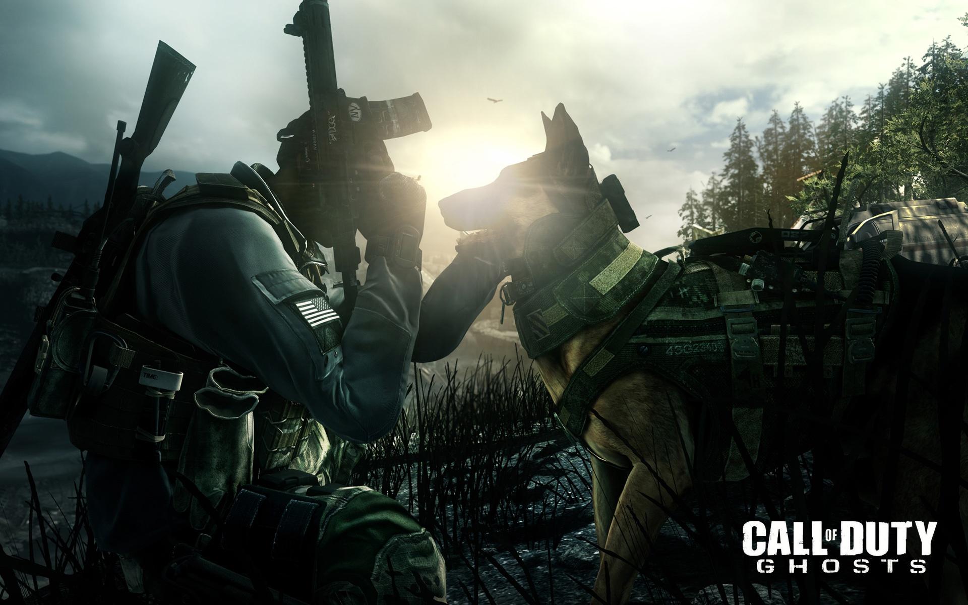 Papéis De Parede Call Of Duty: Ghosts HD 1920x1200 HD Imagem
