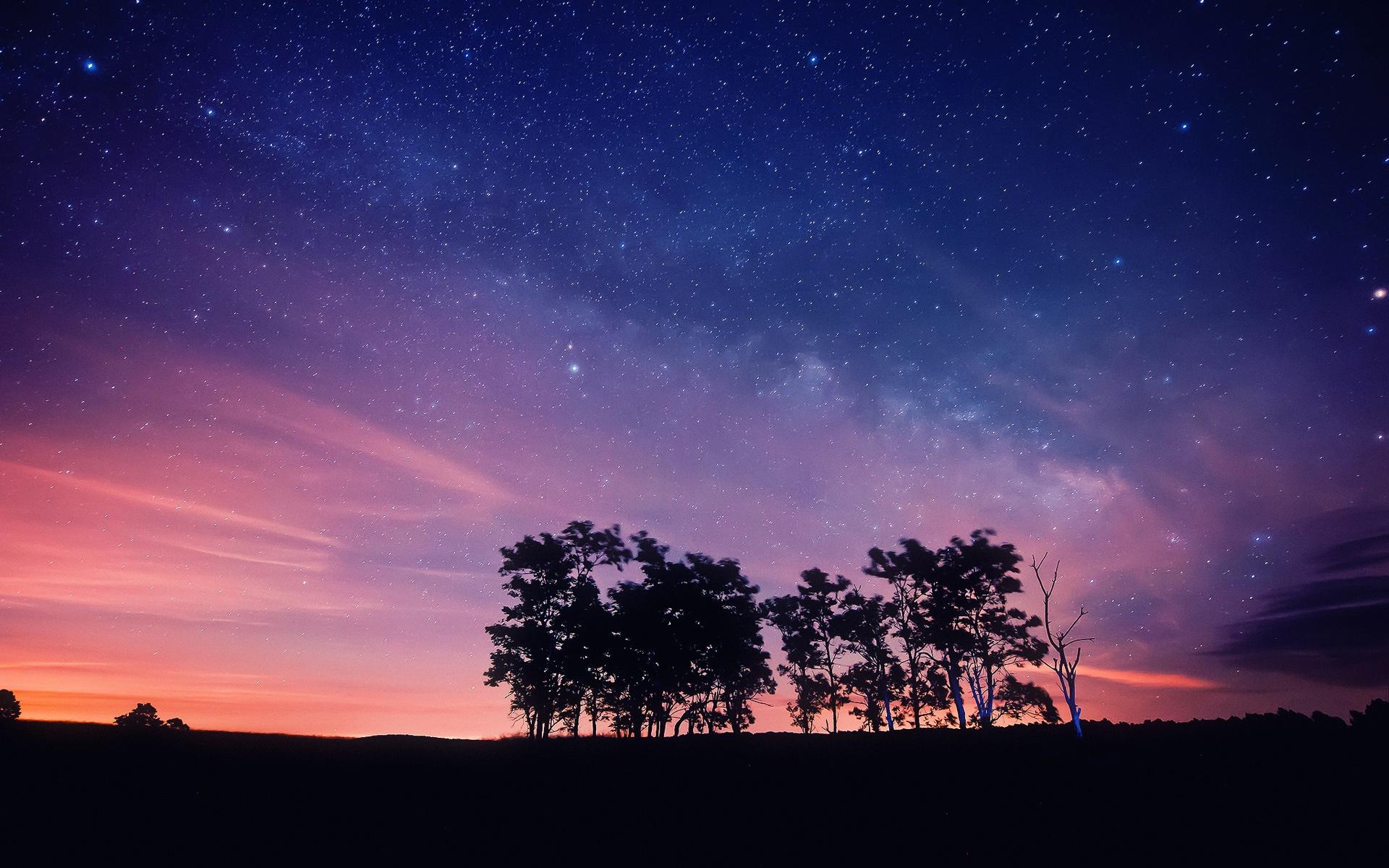 Булавками, картинки неба звезды
