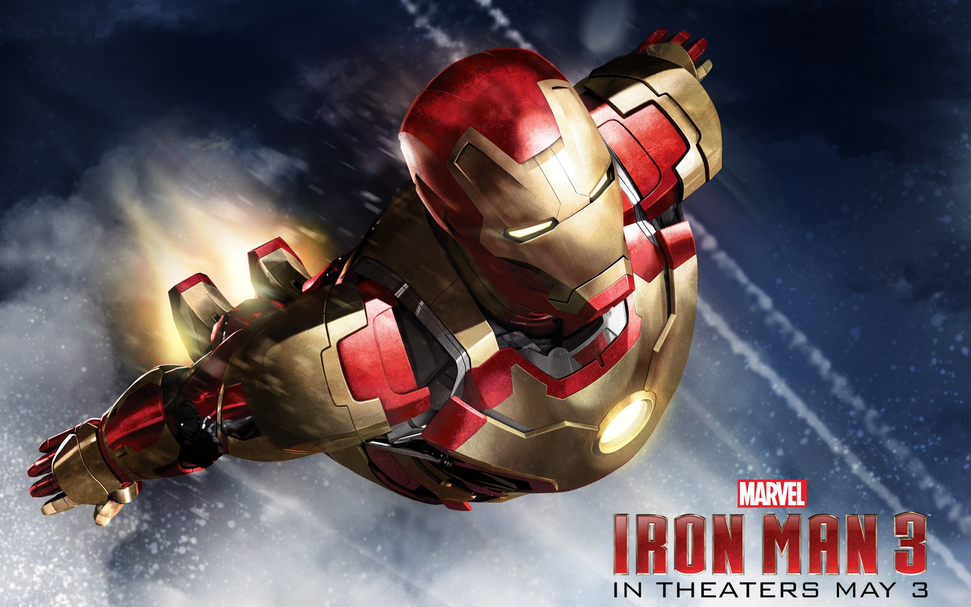 Download Wallpaper 1920x1200 Iron Man 3, 2013 movie HD HD ...