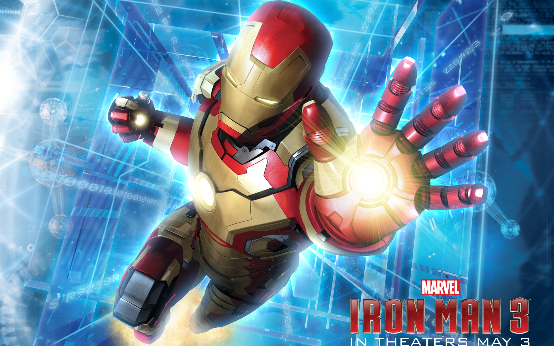 Wallpaper Marvel Movie Iron Man 3 1920x1200 Hd Picture Image