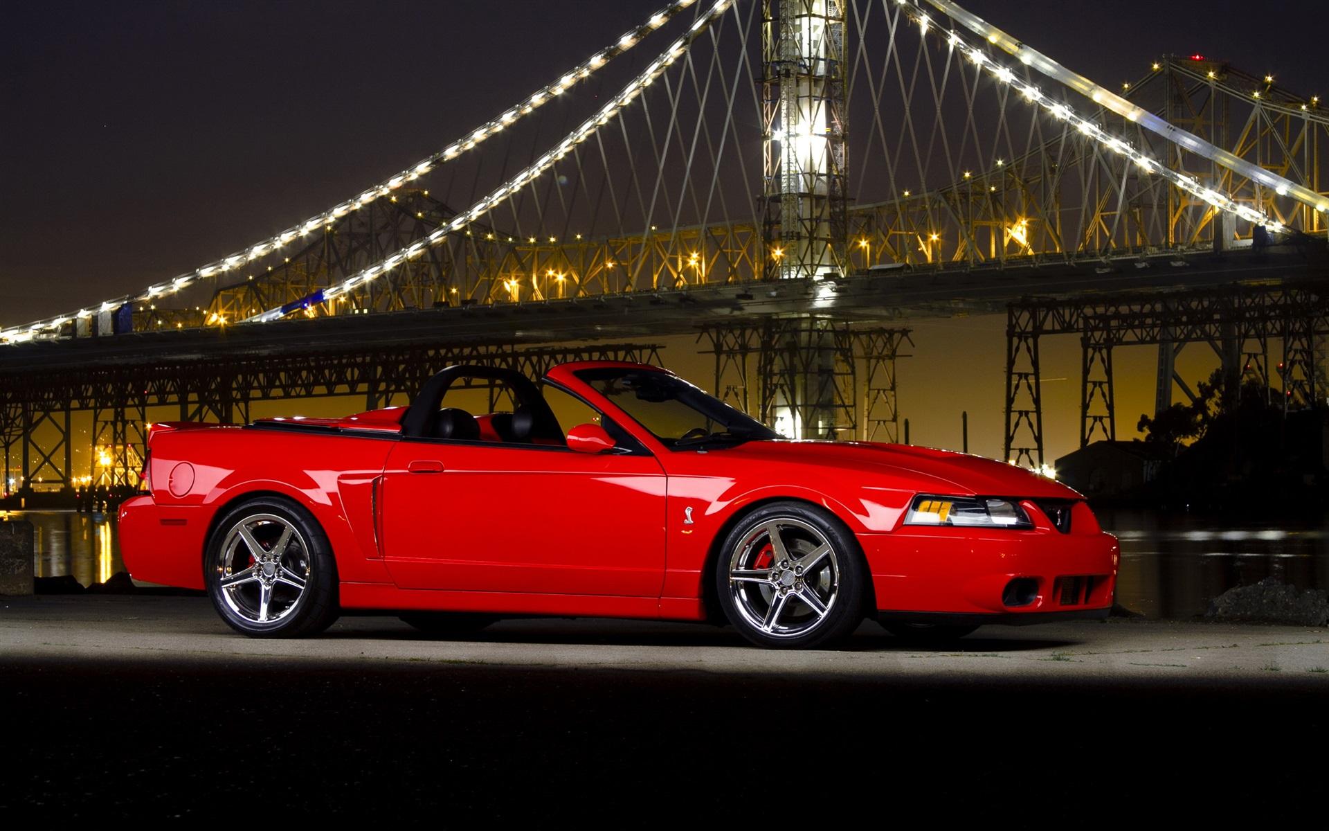 Mercedes Amg Suv >> Fondos de pantalla Ford Mustang Cobra supercar, noche ...