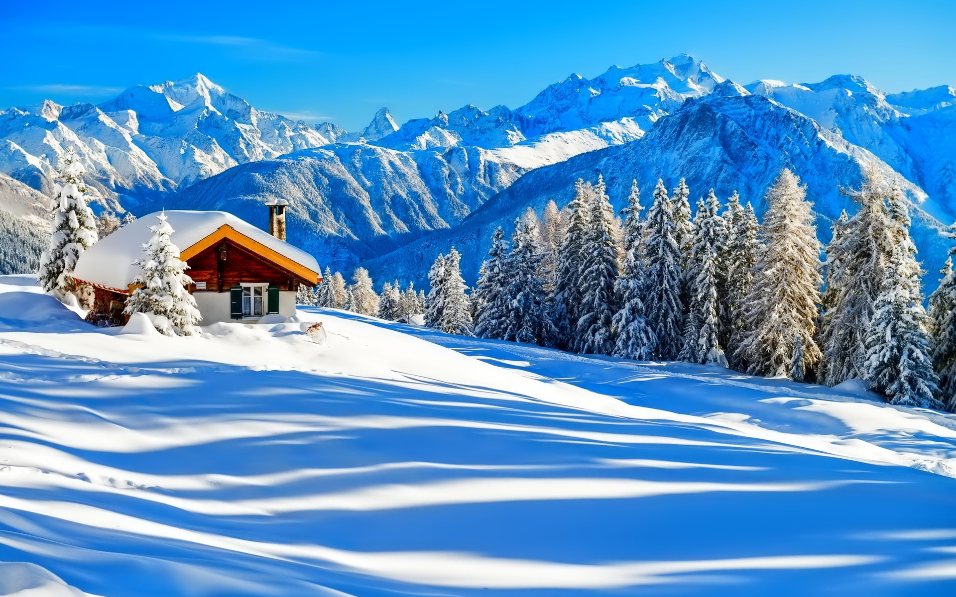 Beautiful winter wallpaper photos M: Winter Magic: Beautiful Holiday