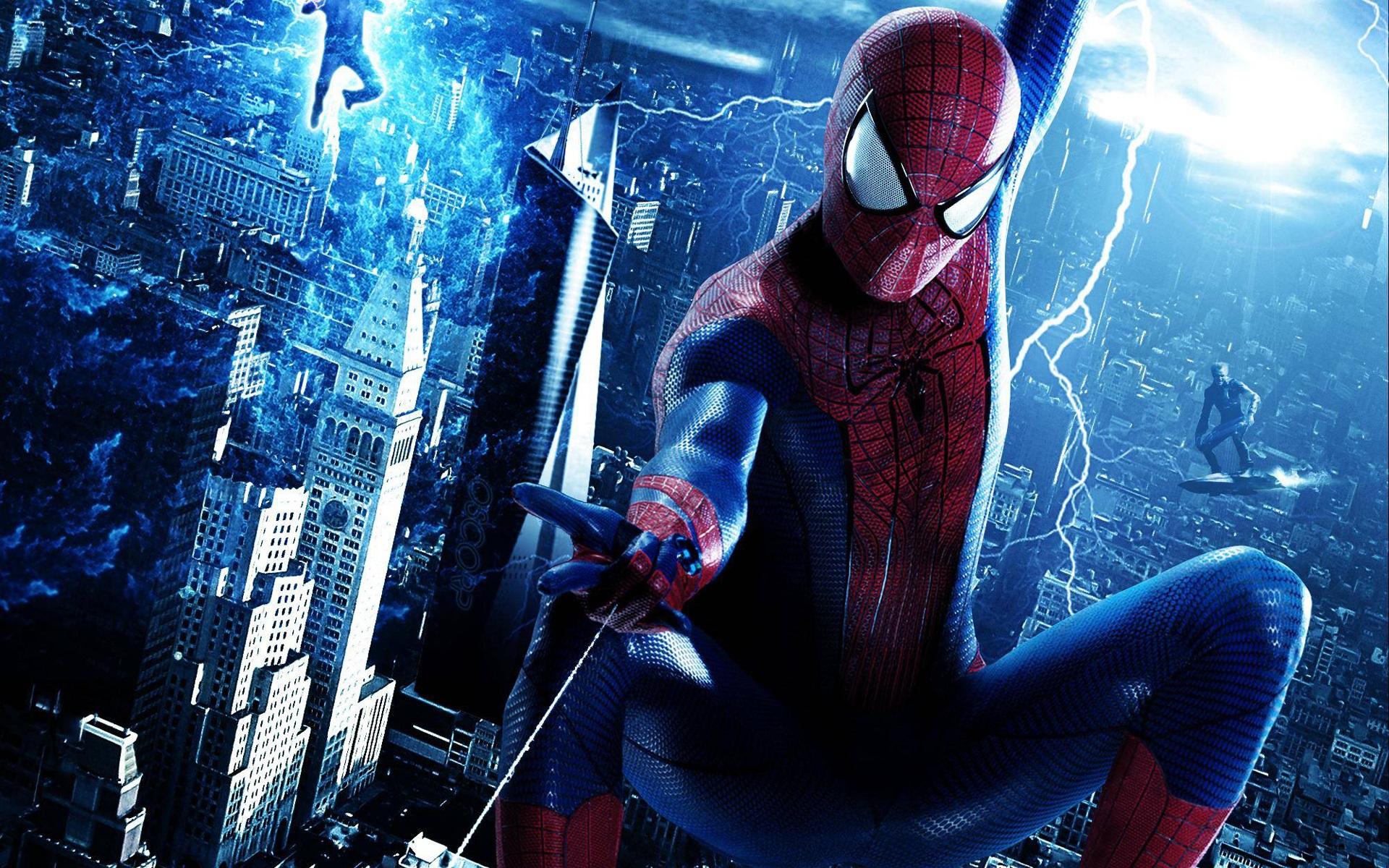 The amazing spider man 2 hd fondos de pantalla 1920x1200 for Fondos de spiderman