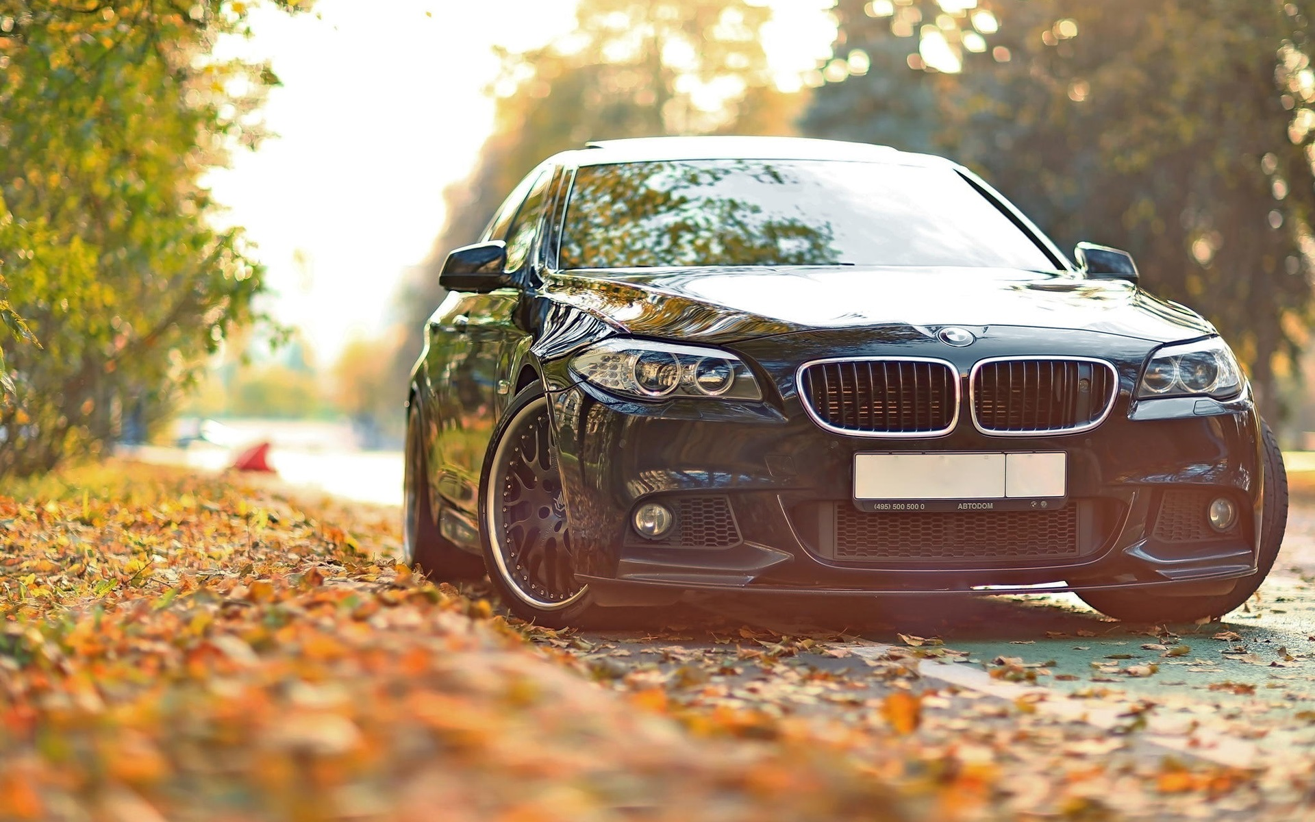 Bmw Car Wallpapers For Mobile Wallpapersimages Org