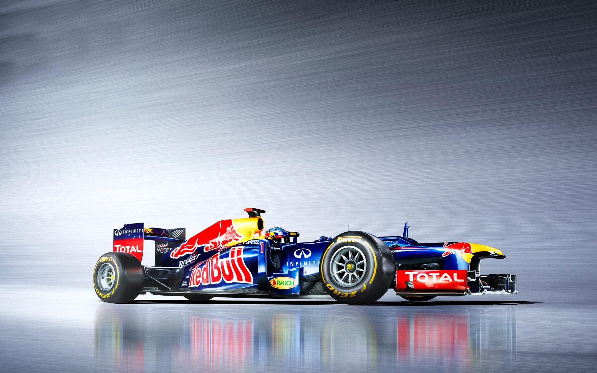 红牛壁纸_一级方程式赛车,f1,红牛,超级跑车