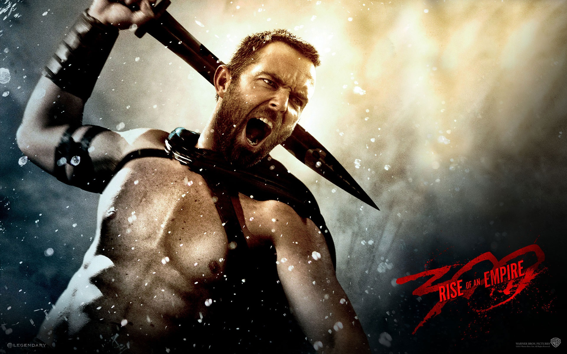 Wallpaper Sullivan Stapleton 300 Rise Of An Empire