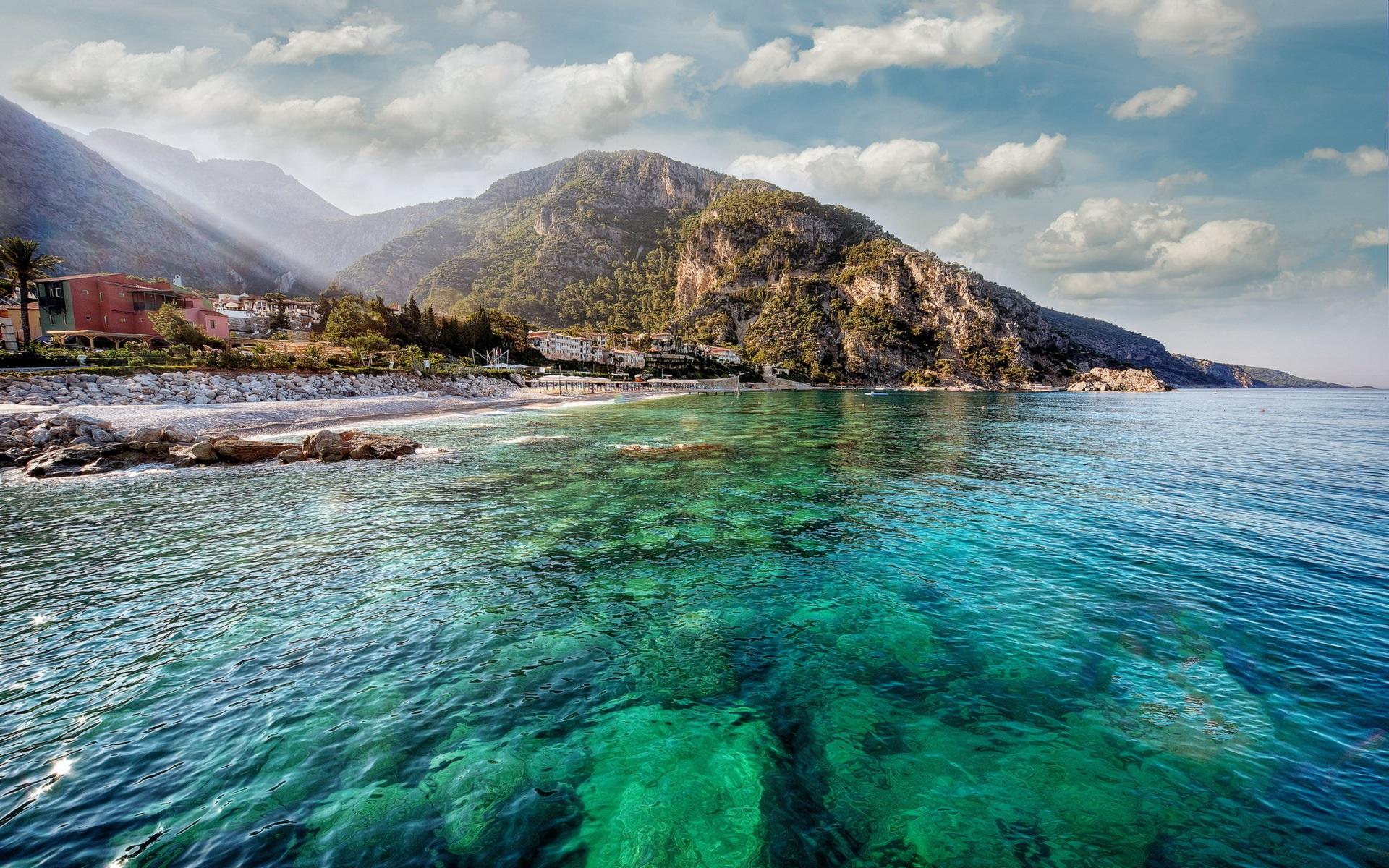 море и горы картинки с высоким разрешением святого