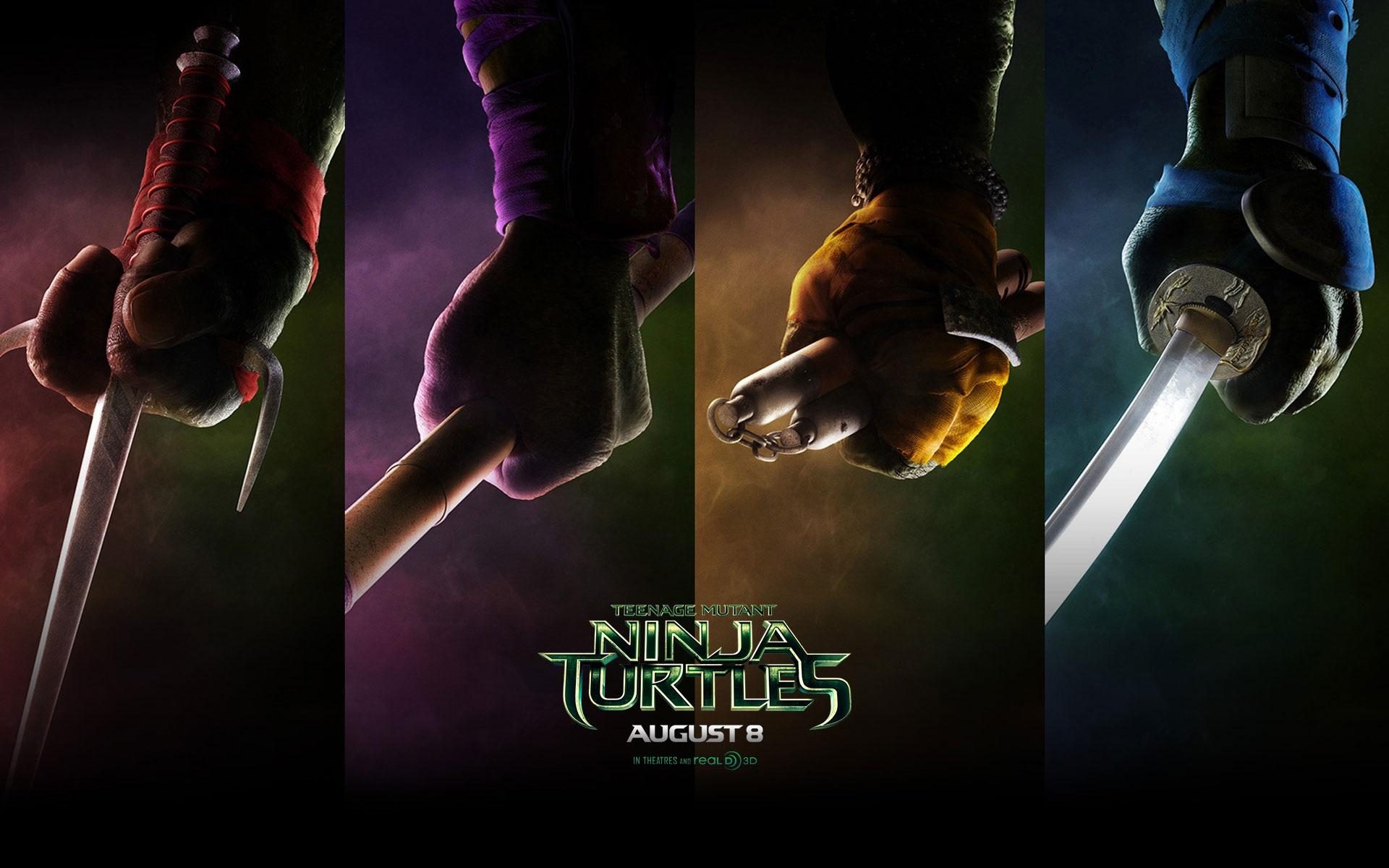 Wallpaper Teenage Mutant Ninja Turtles Hd 1920x1200 Hd Picture Image