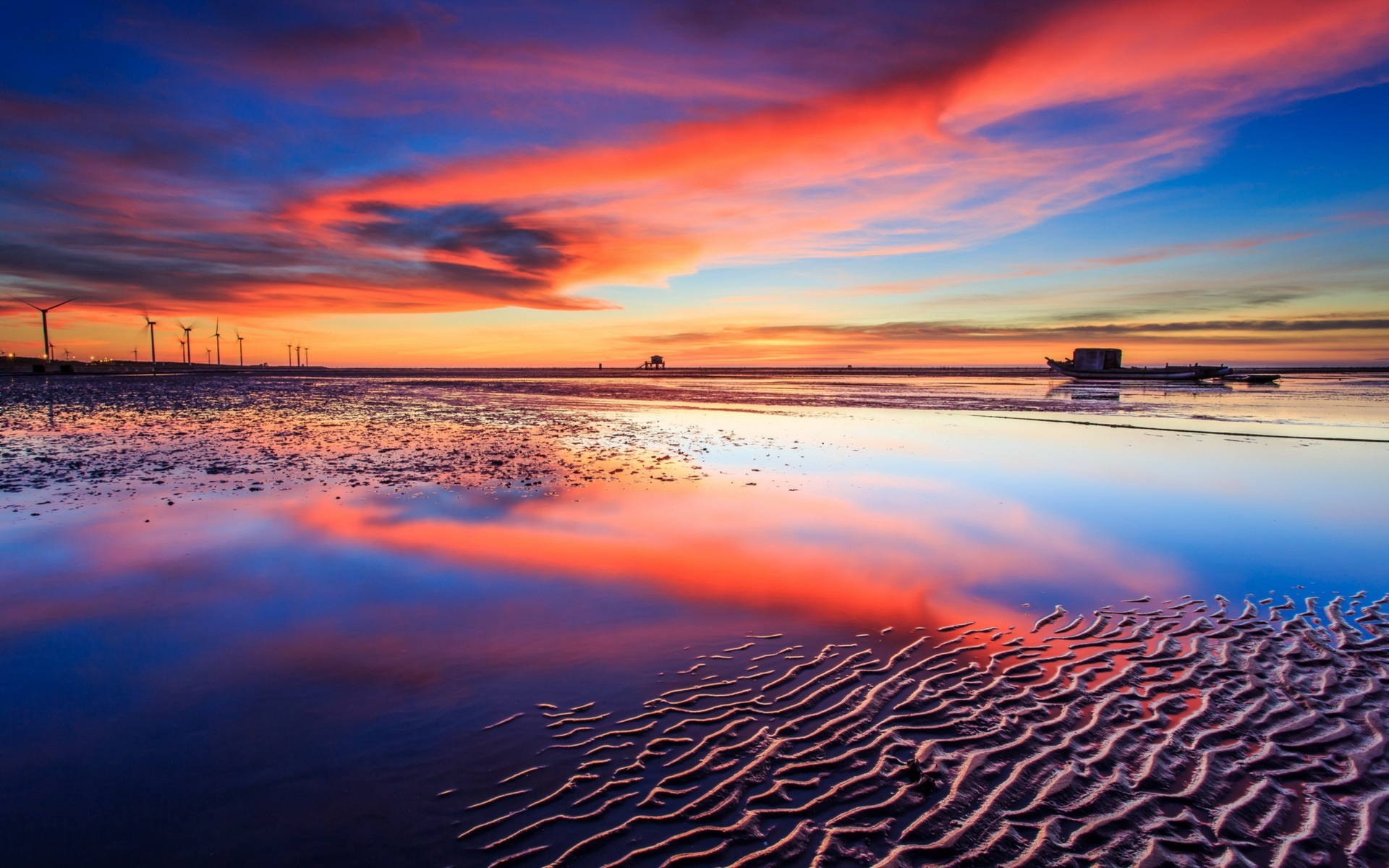 beach sunset 1920x1200 2314 - photo #49