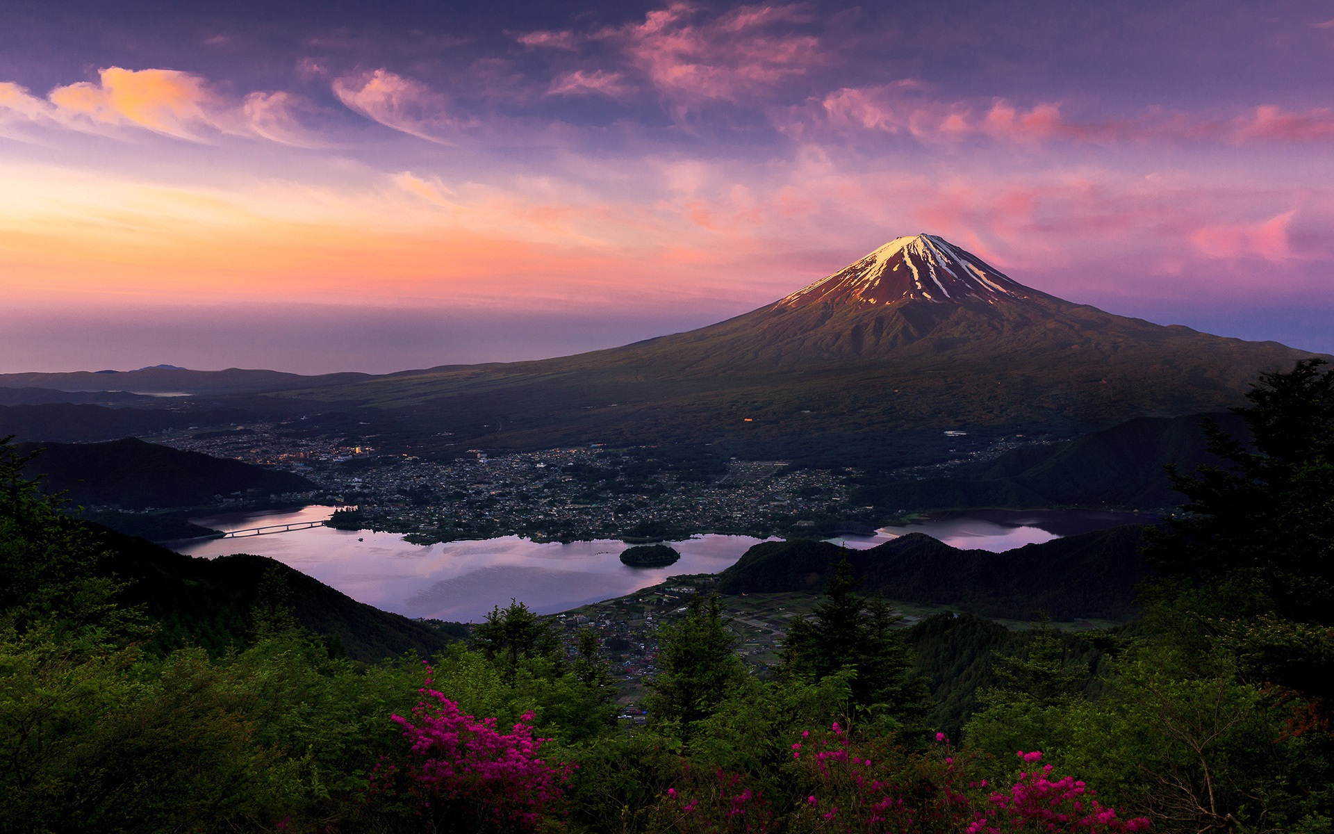 Berg Japan