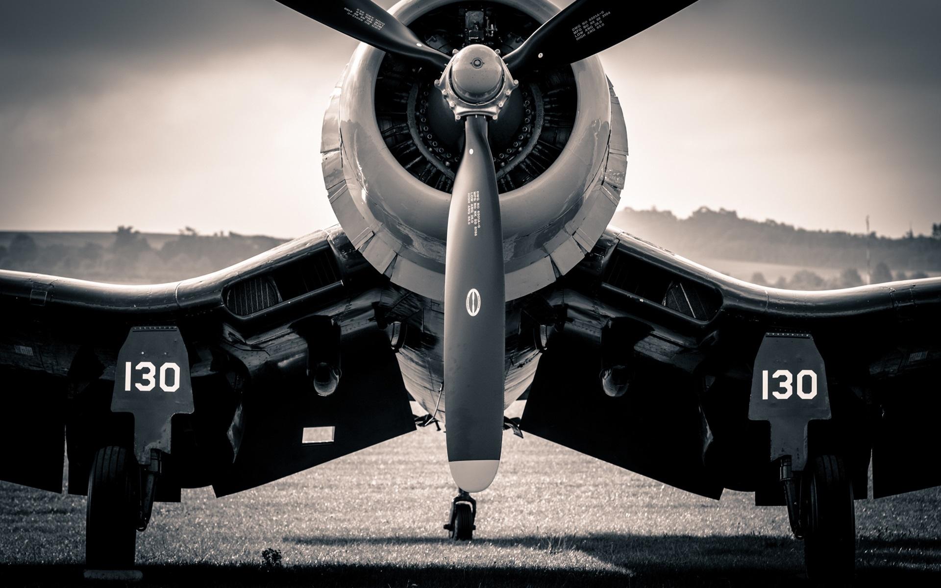 Wallpaper F4U Corsair fighter 1920x1200