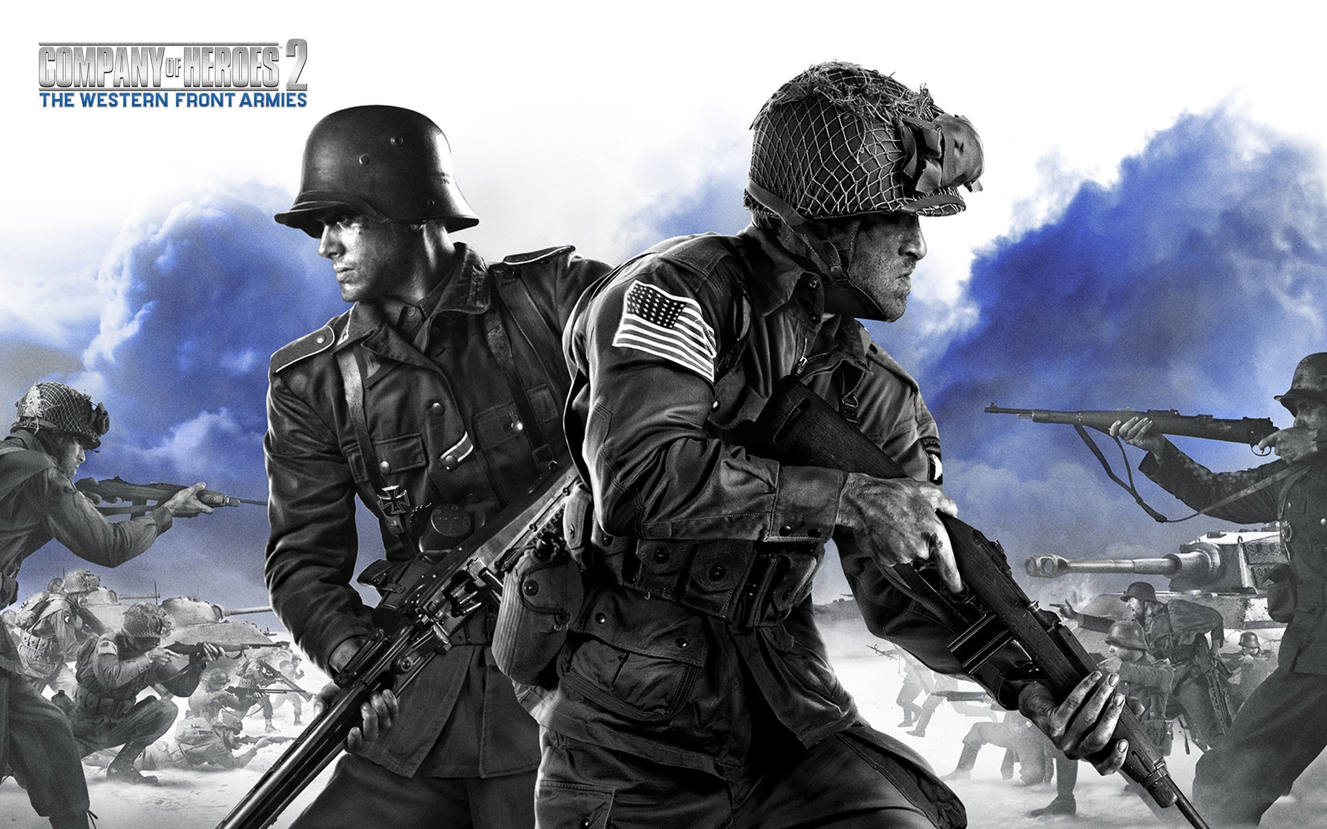 Wallpaper Company Of Heroes 2 Game Hd 1920x1200 Hd Picture