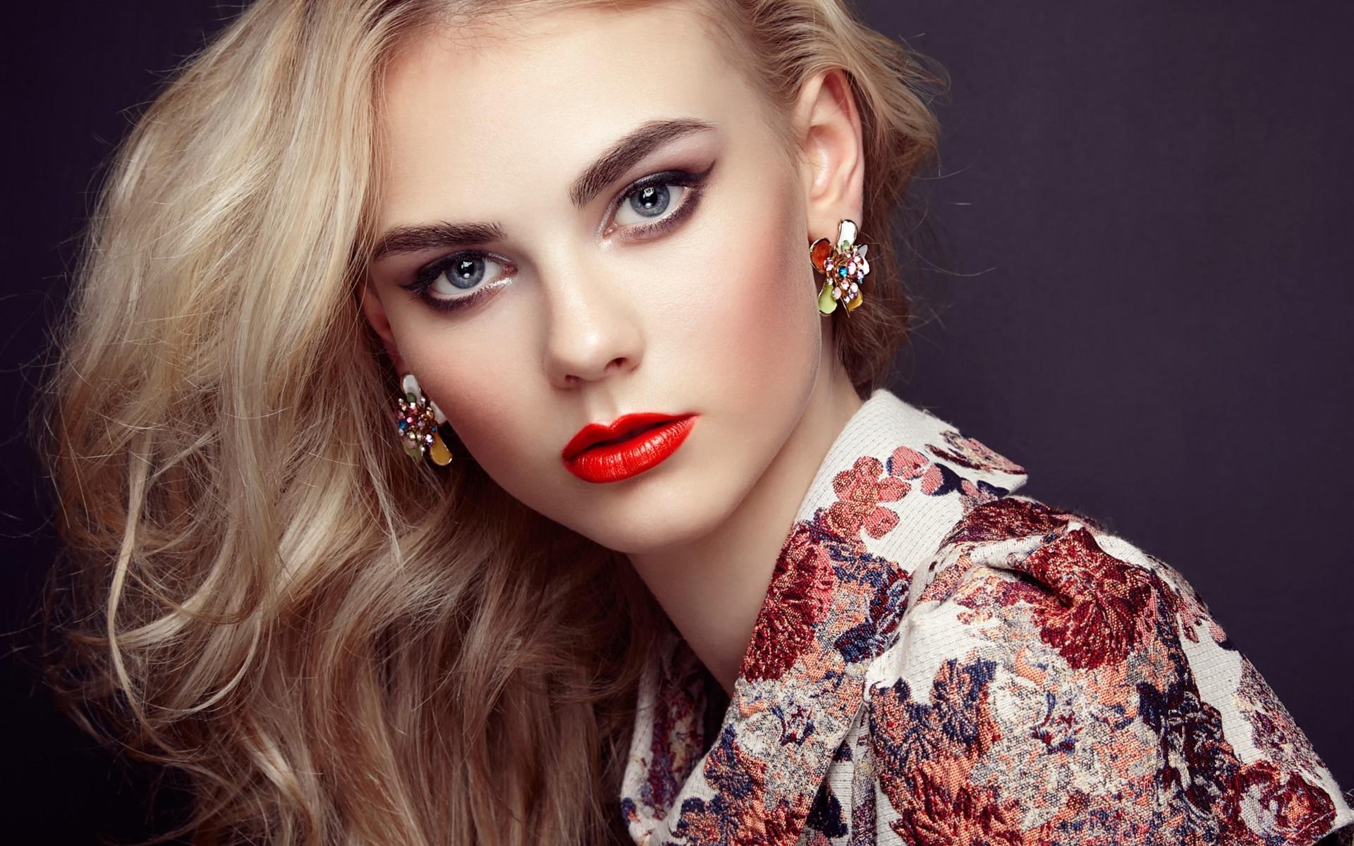 Fonds Décran Belle Fille Femme Sensuelle De La Mode