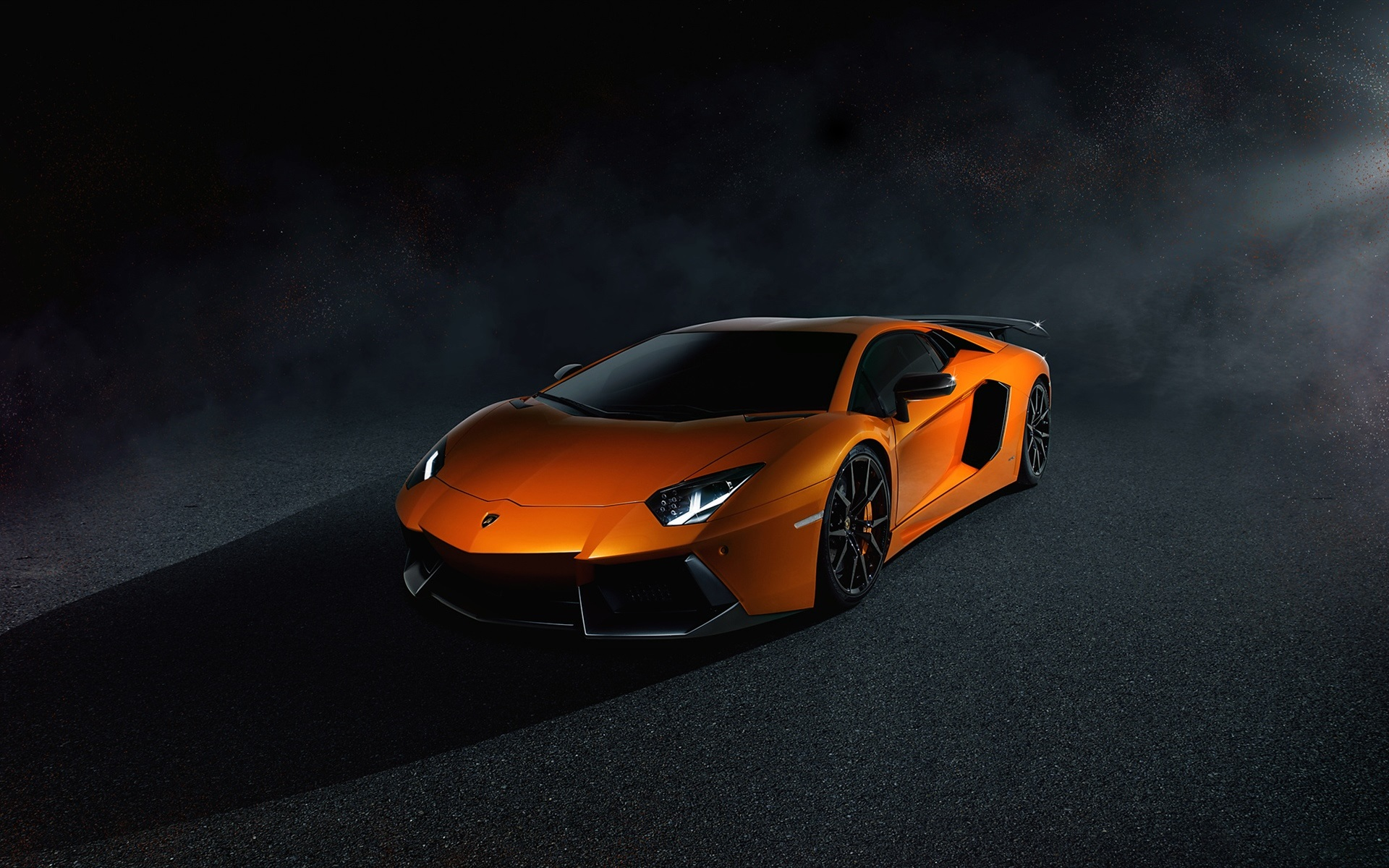 Best Wallpaper Night Lamborghini - Lamborghini-Aventador-LP700-4-orange-supercar-night-light_1920x1200  Pictures-33562.jpg