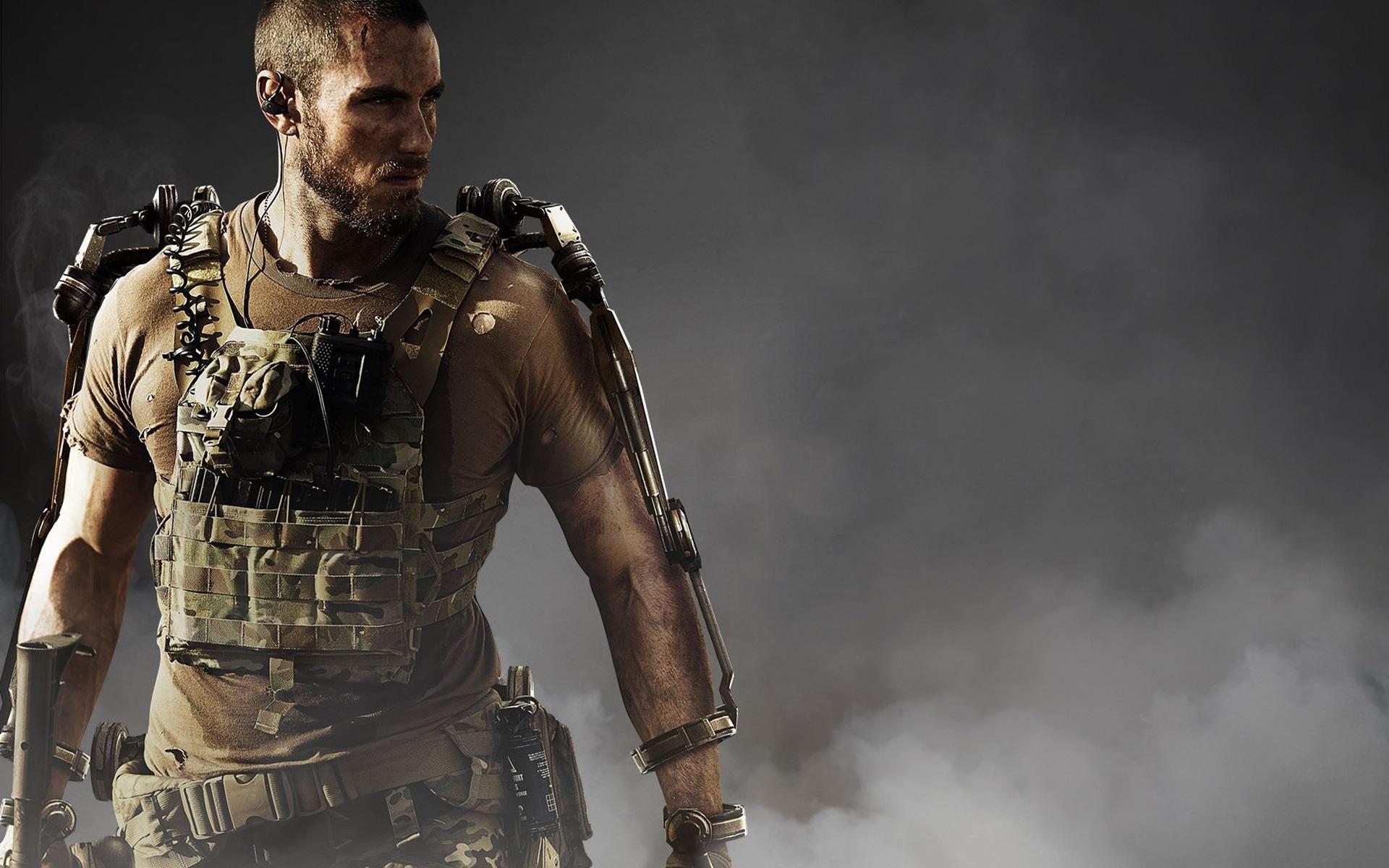 Wallpaper Call Of Duty Advanced Warfare Soldier 1920x1200