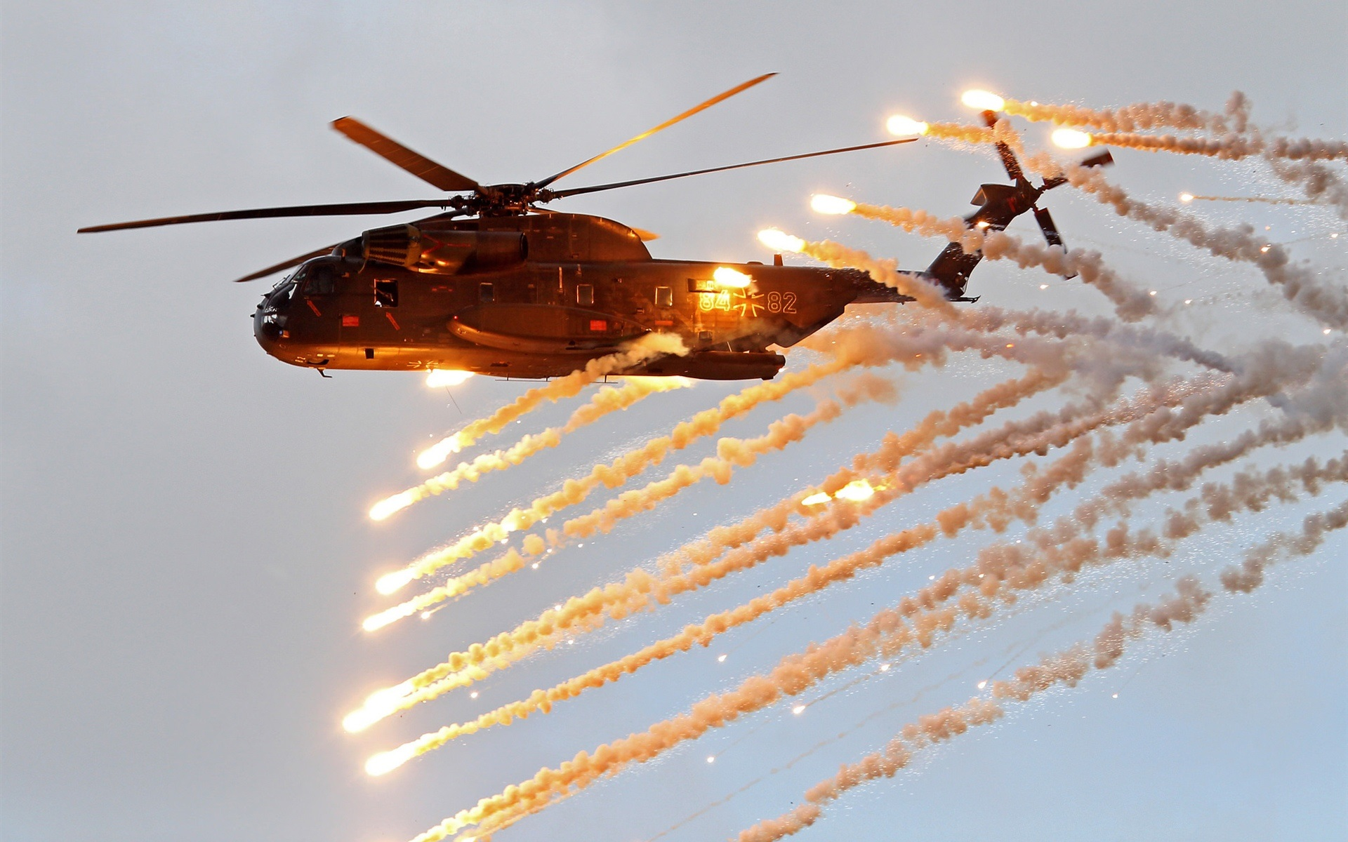 Fondos De Pantalla Sikorsky Ch 53 Sea Stallion Helicóptero