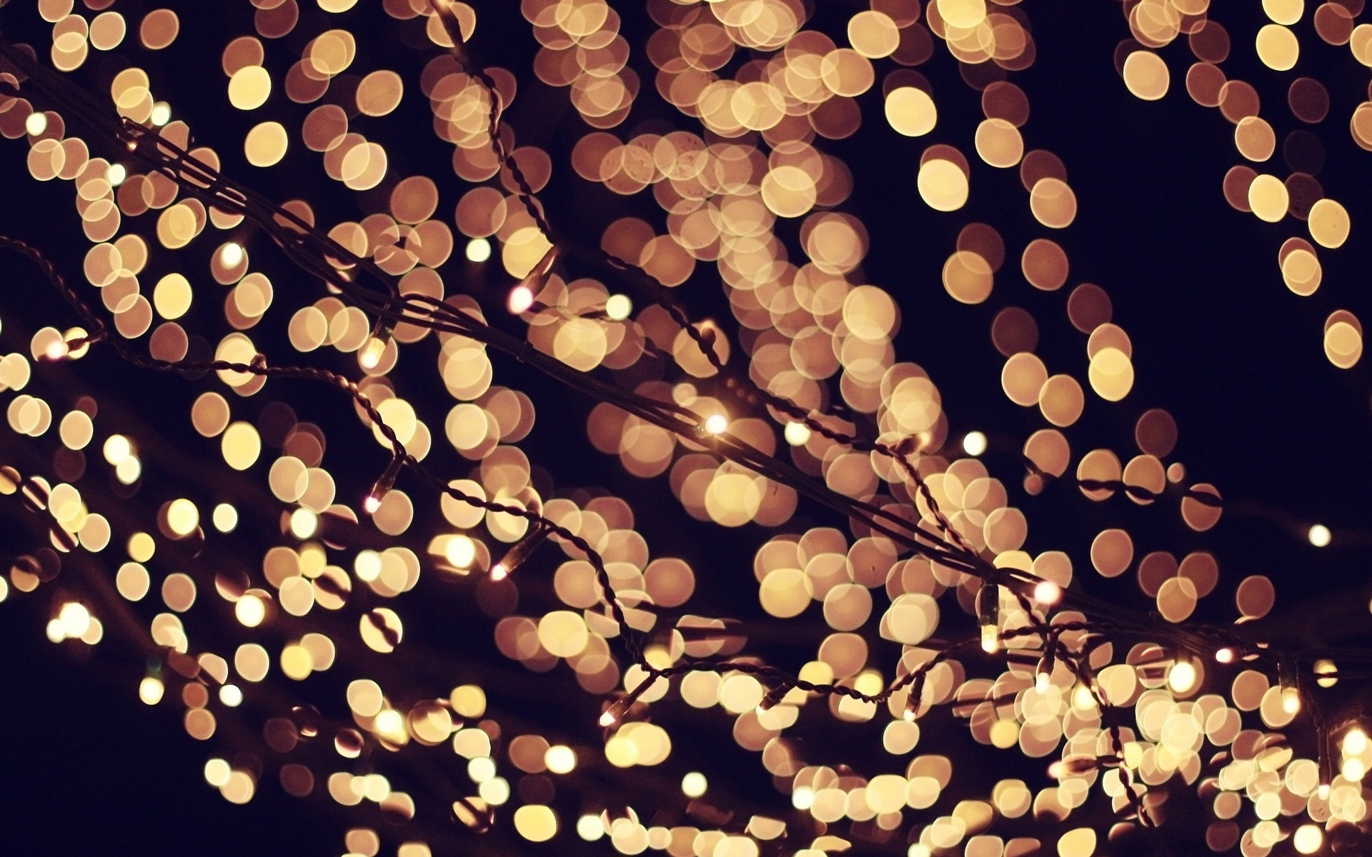 Lights Bokeh Evening Night Holidays 640x1136 Iphone 5 5s