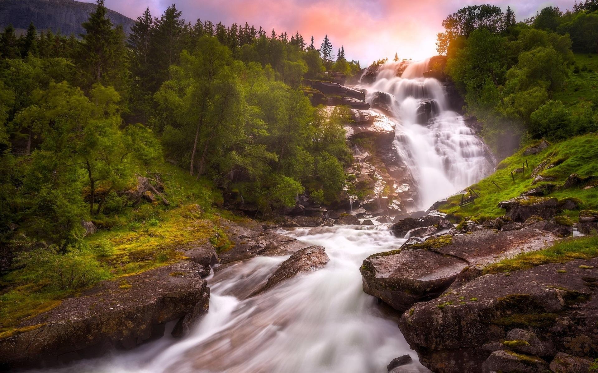waterfall wallpaper hd 1920x1200