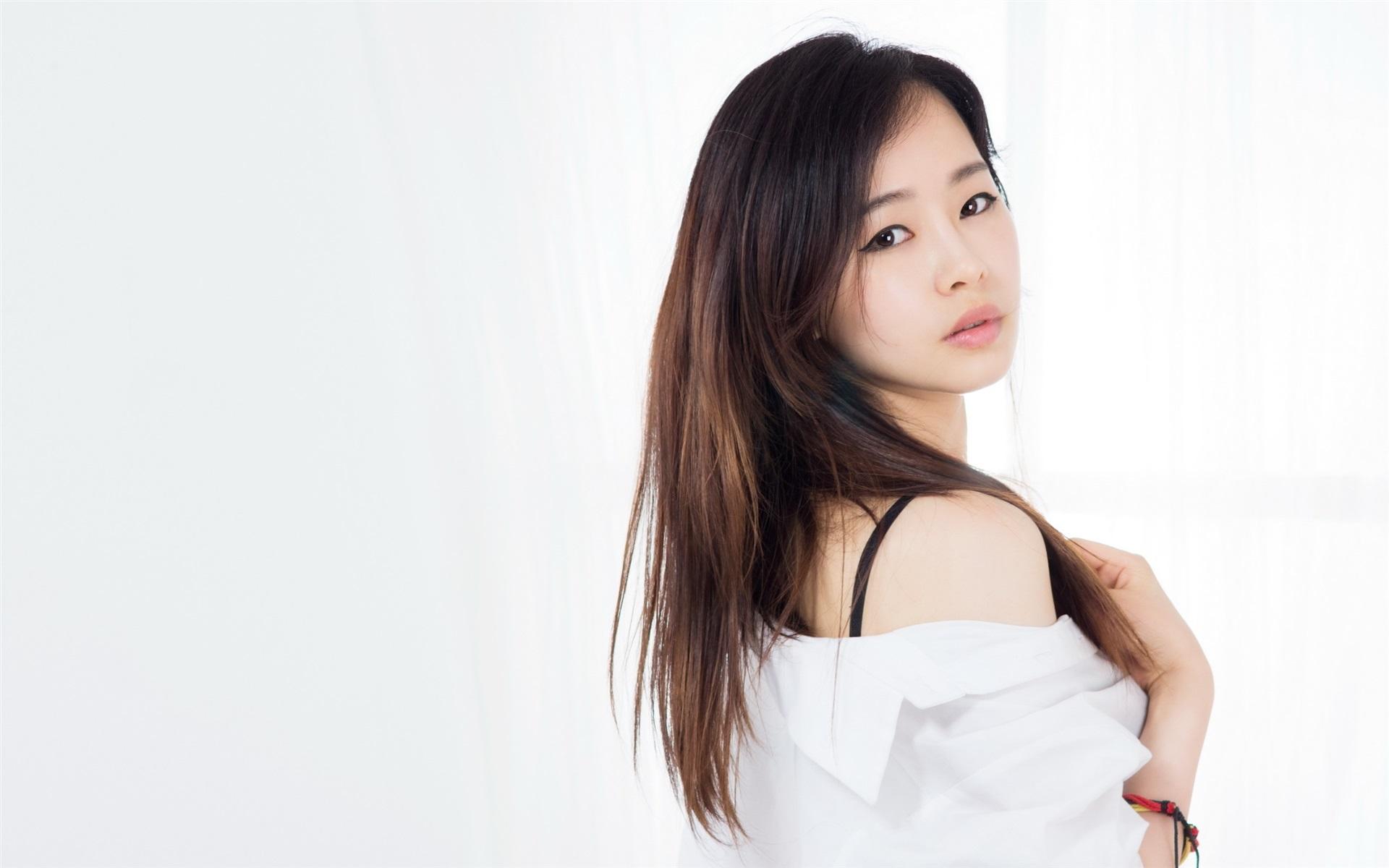 Красивых азиаток фотопортрет