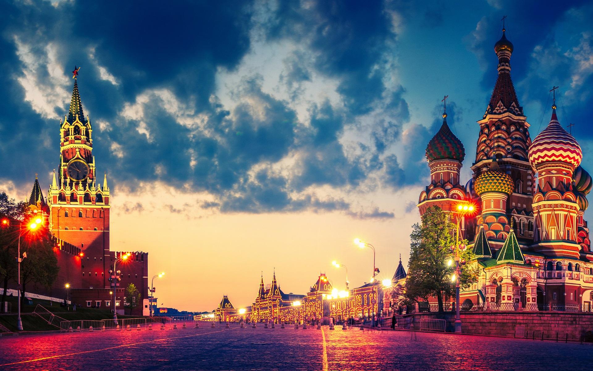 Обои кремль, россия, moscow, площадь, kremlin, russia. Города foto 18