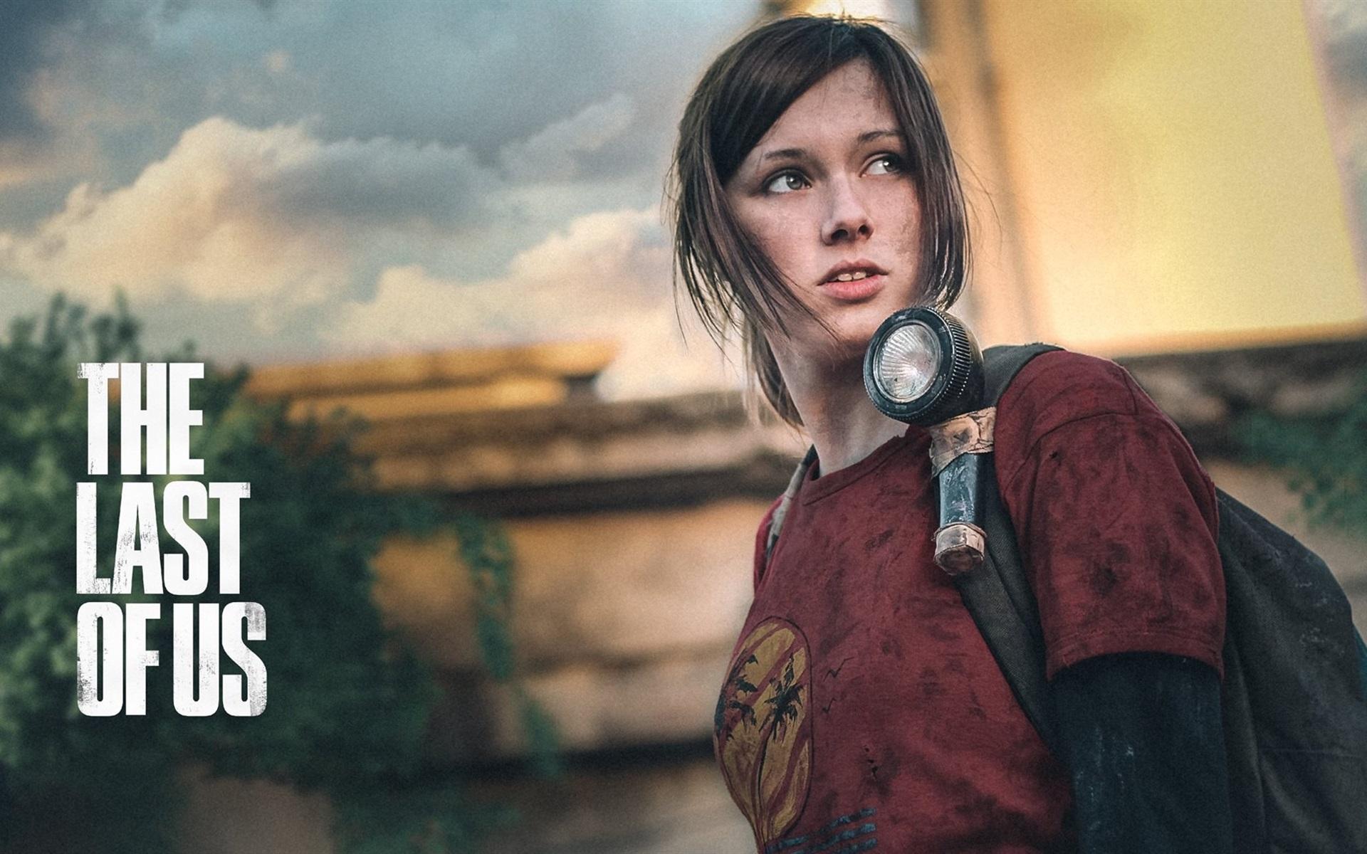 210 The Last Of Us Papéis De Parede Hd: Papéis De Parede The Last Of Us, Jogo De Cosplay 1920x1200