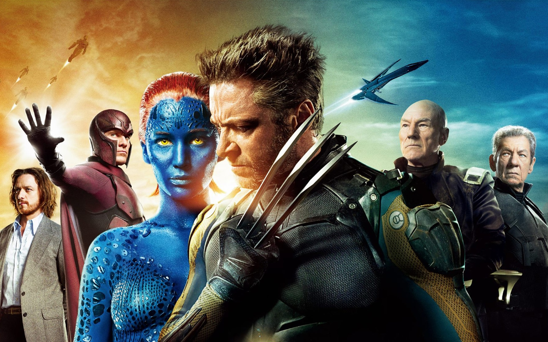 Wallpaper X Men Days Of Future Past 2014 1920x1200 Hd Picture Image