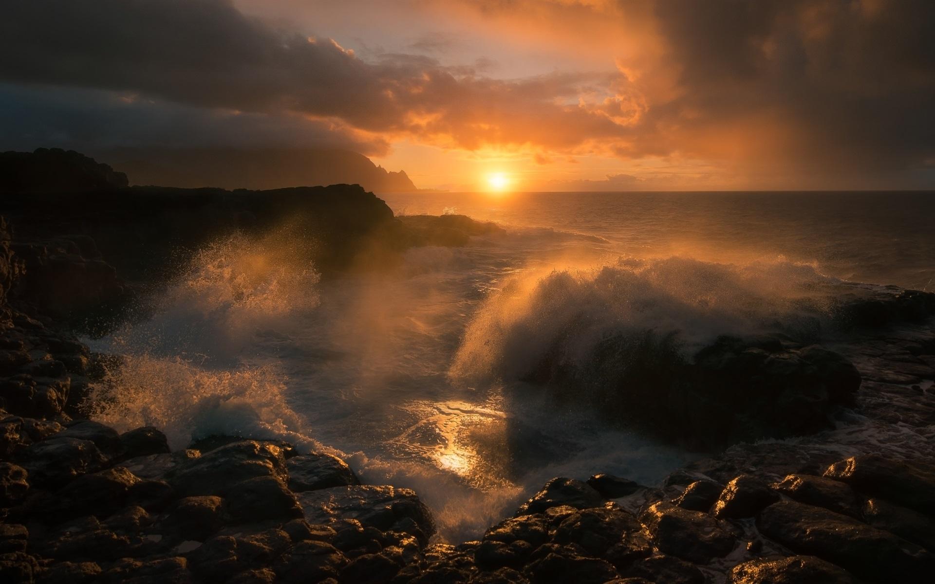 шторм солнце картинки где