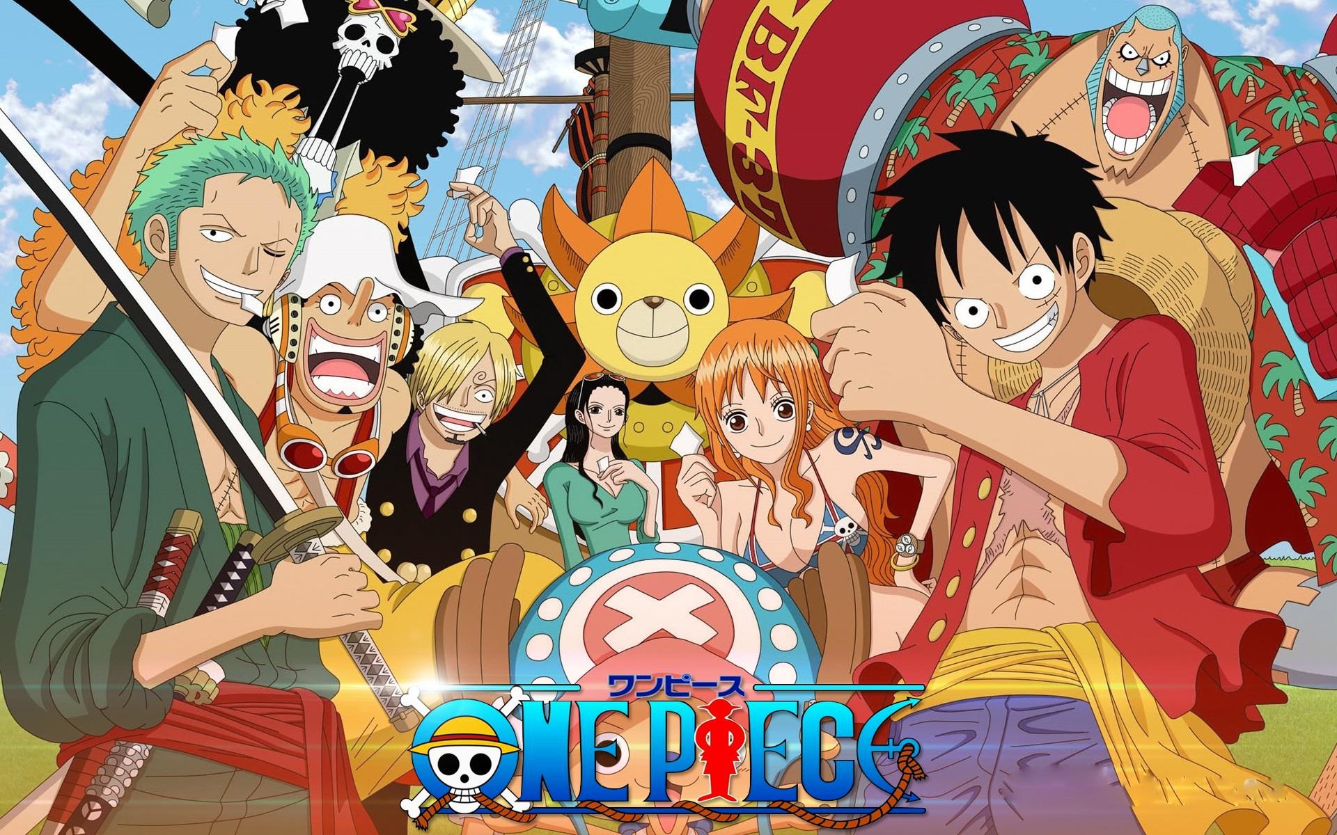 Papéis De Parede One Piece Anime 1920x1200 HD Imagem
