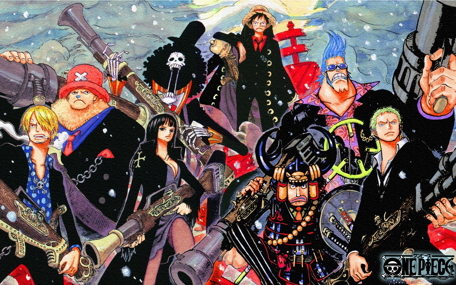 Wallpaper One Piece Classic Anime 1920x1200 Hd Picture Image