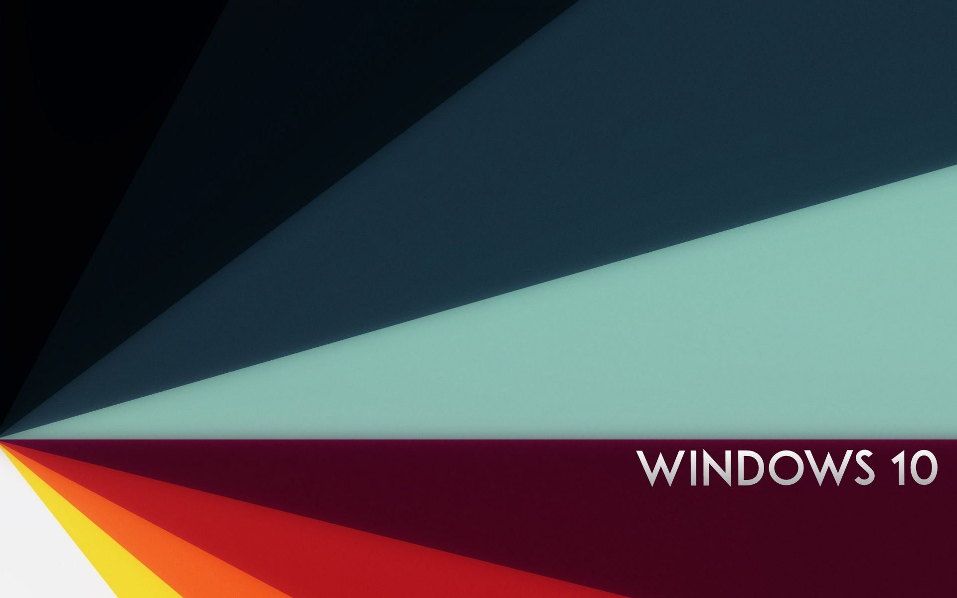 Wallpaper Windows 10 Abstract Background 1920x1200 Hd