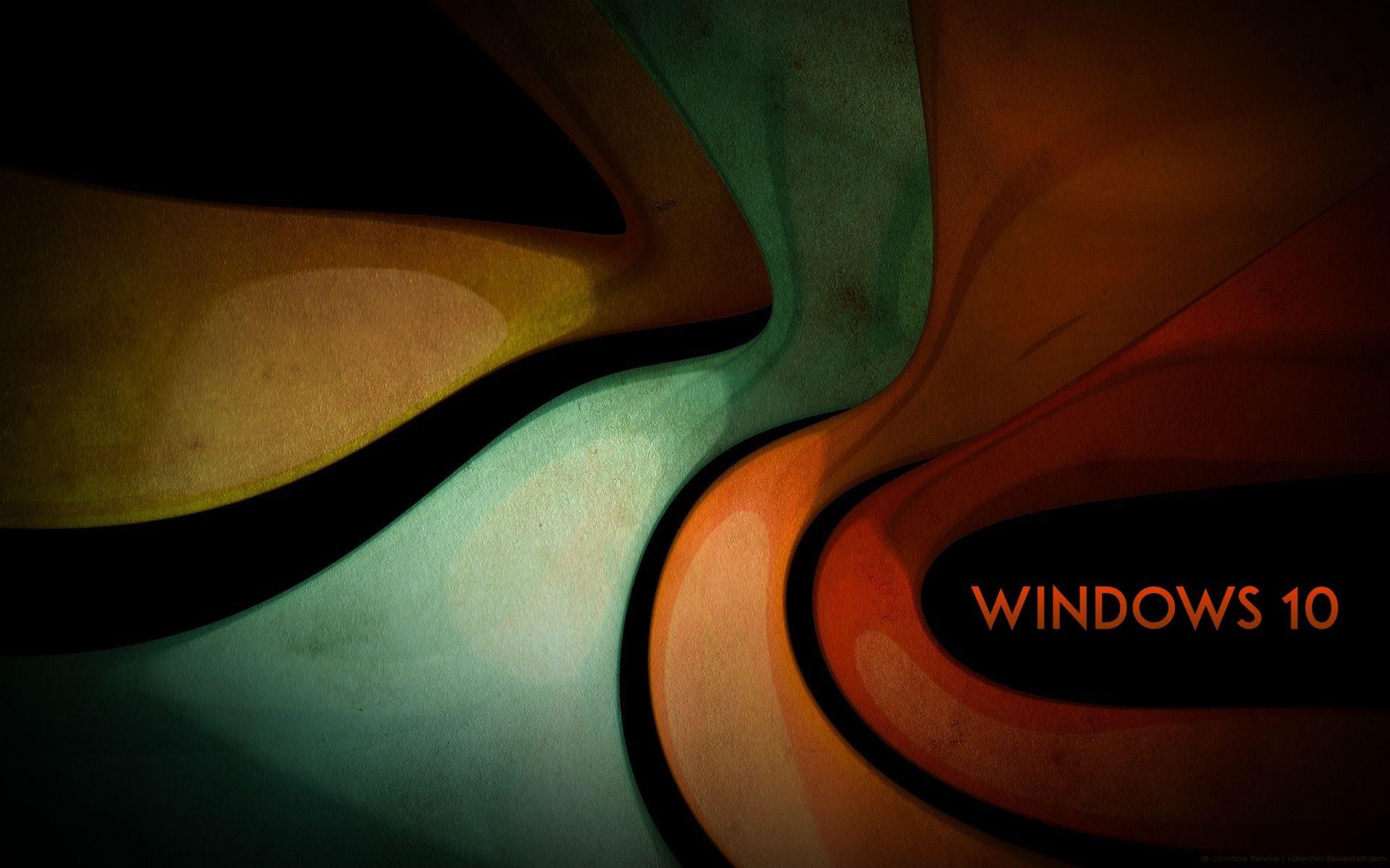 Windows 10 Wallpaper Art