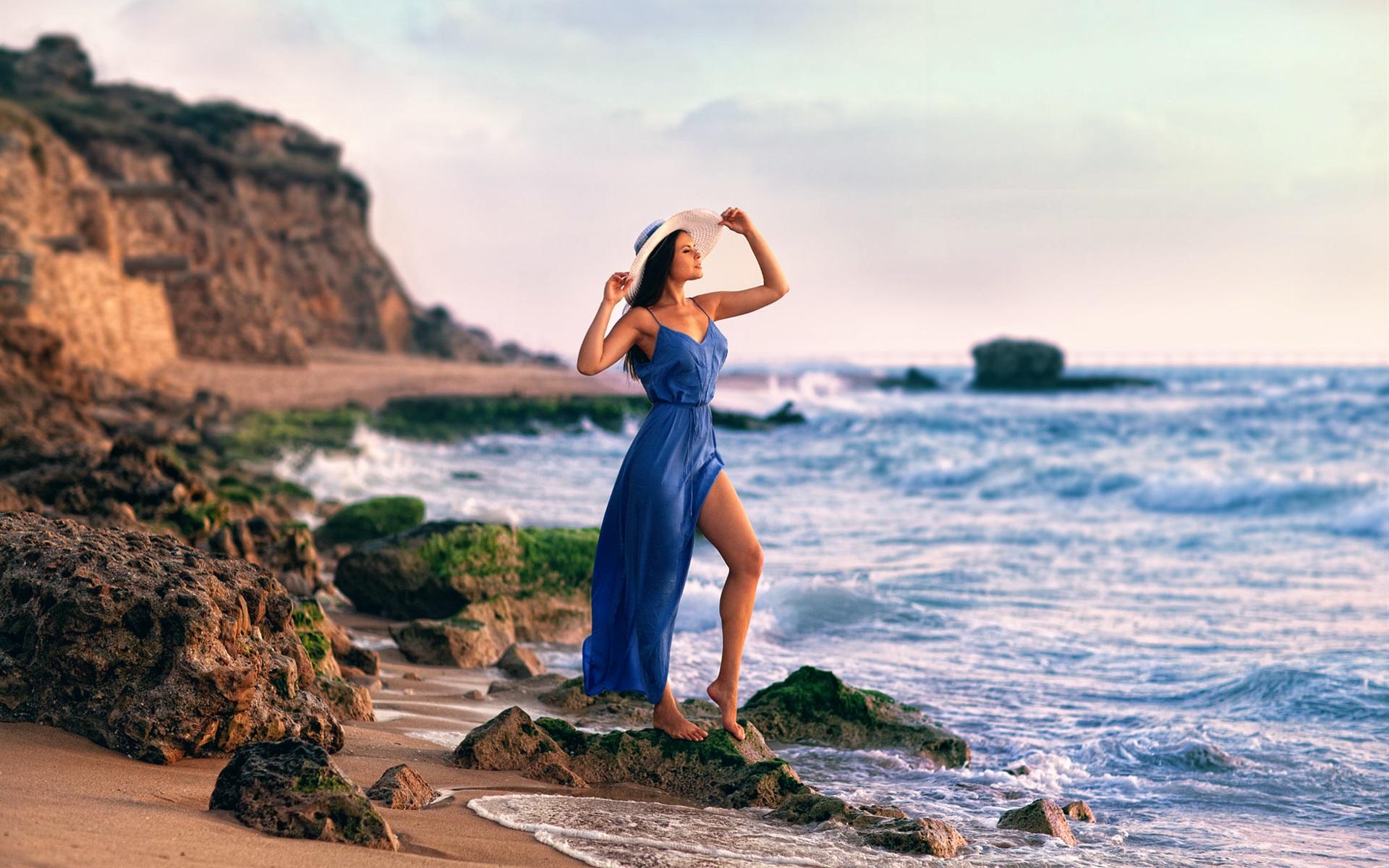 как фотографироваться возле моря любители сажают
