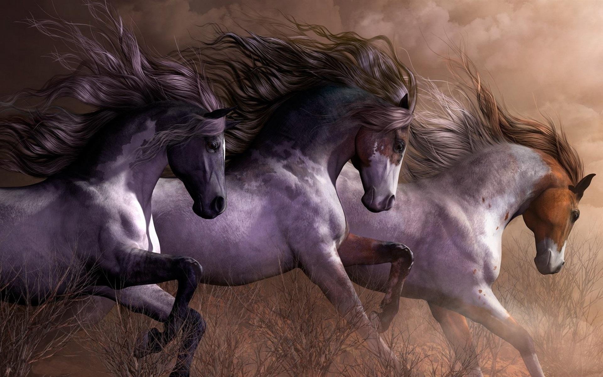 рисунок графика лошадь природа животные figure graphics horse nature animals  № 3925686 бесплатно
