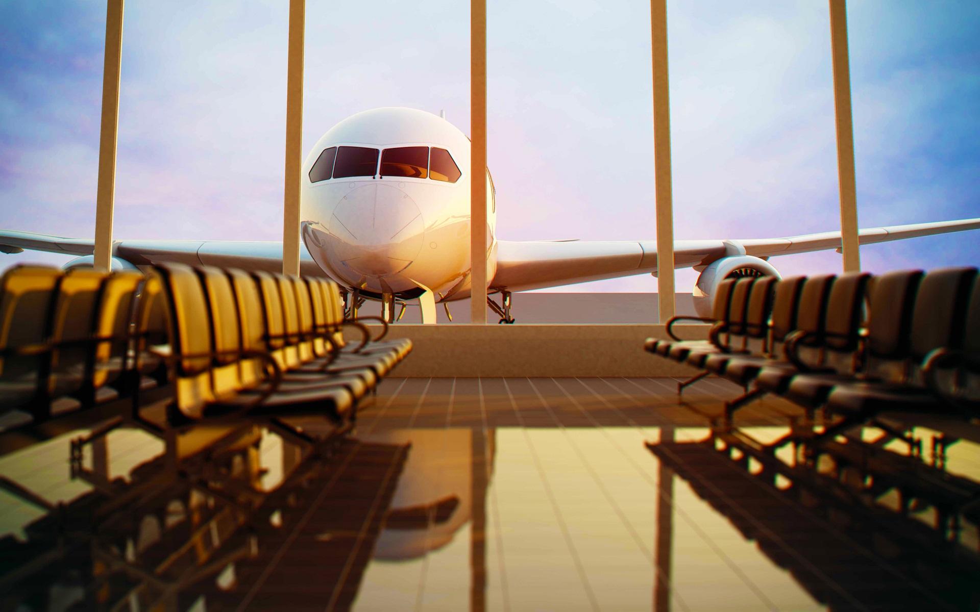 Muchas aerolíneas de bajo costo mantienen sus precios por sobrevender sus asientos.