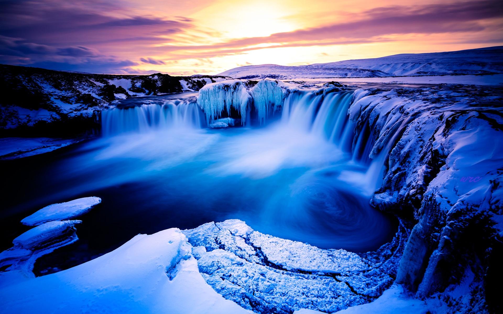 Fondo De Pantalla Paisaje Montañas Nevada: Fondos De Pantalla Hermoso Paisaje, Invierno, Nieve
