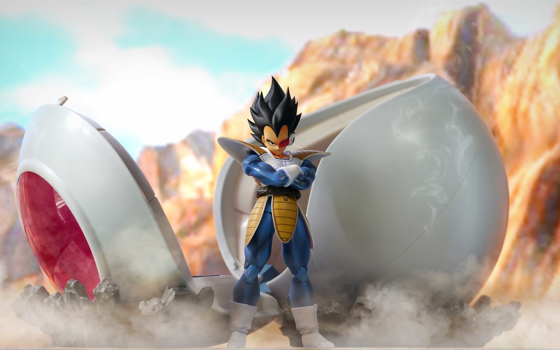 Dragon Ball Z Super Saiyan 3D