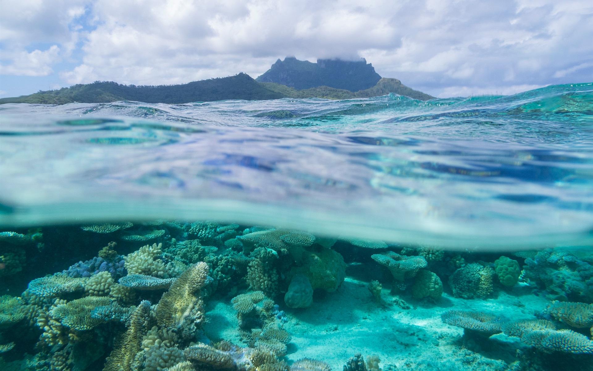 Fondos De Pantalla Polinesia Francesa Islas De Sotavento