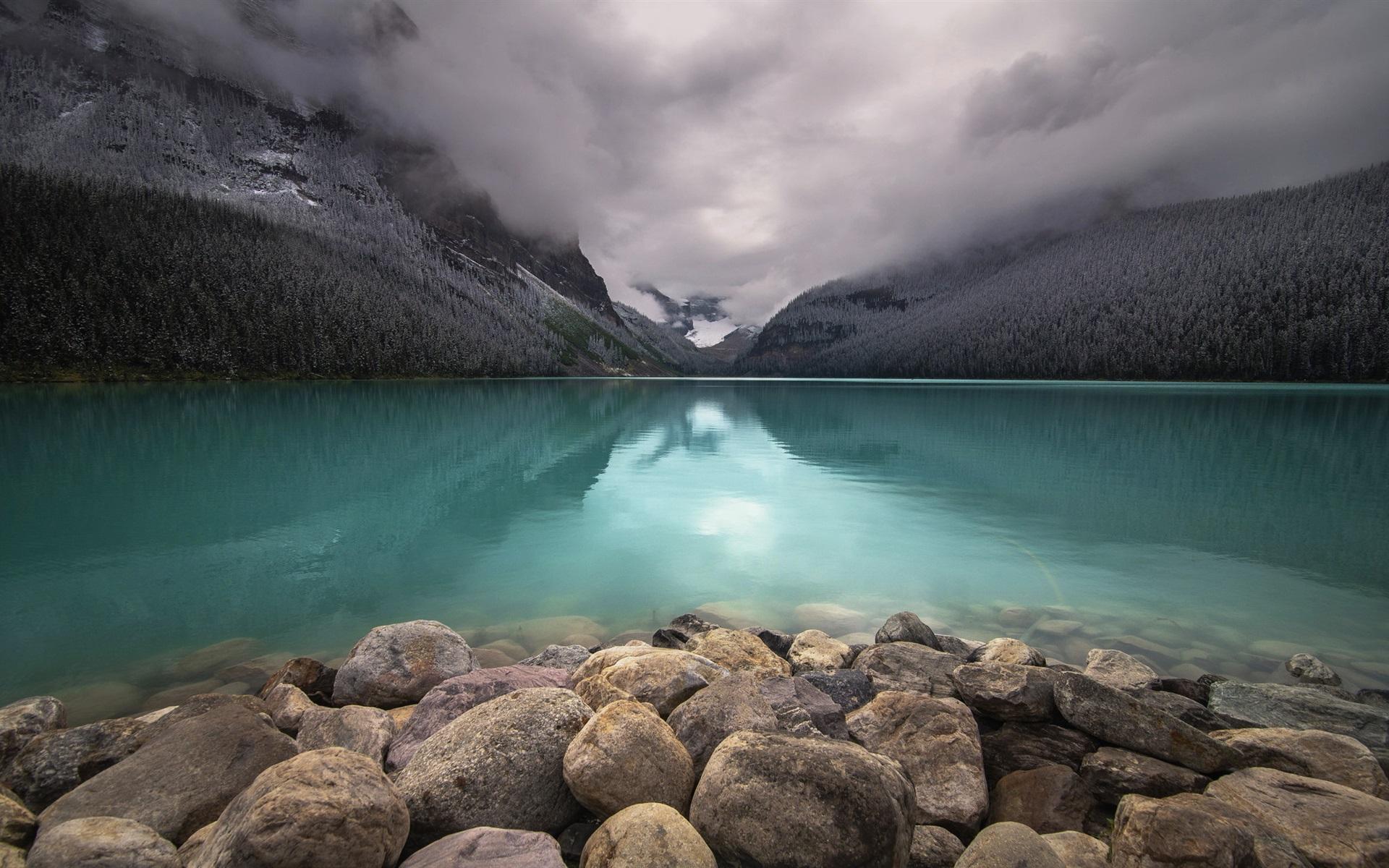 Lake Louise Wallpaper Hd