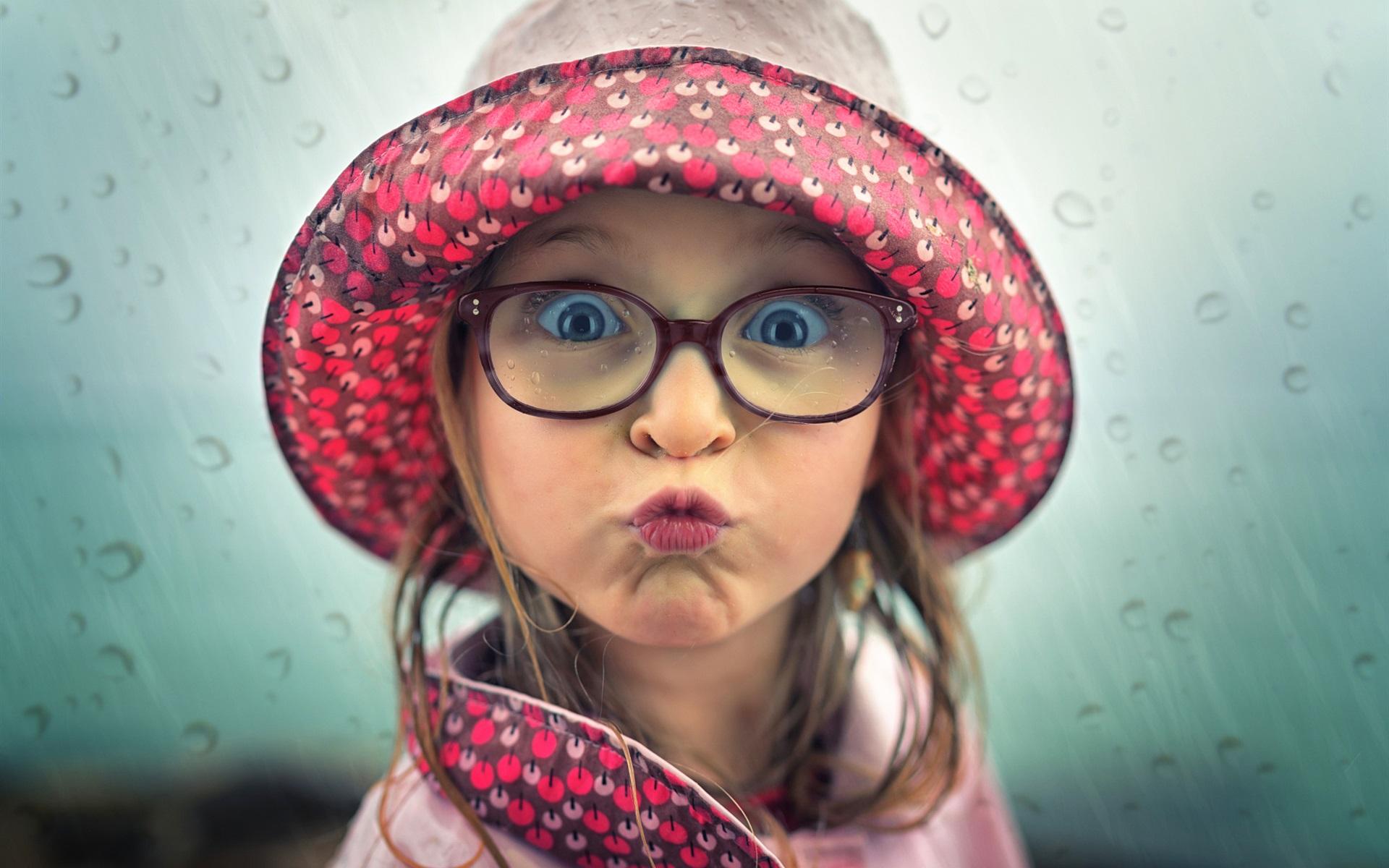 Пожелание, картинки маленькие смешные девочки